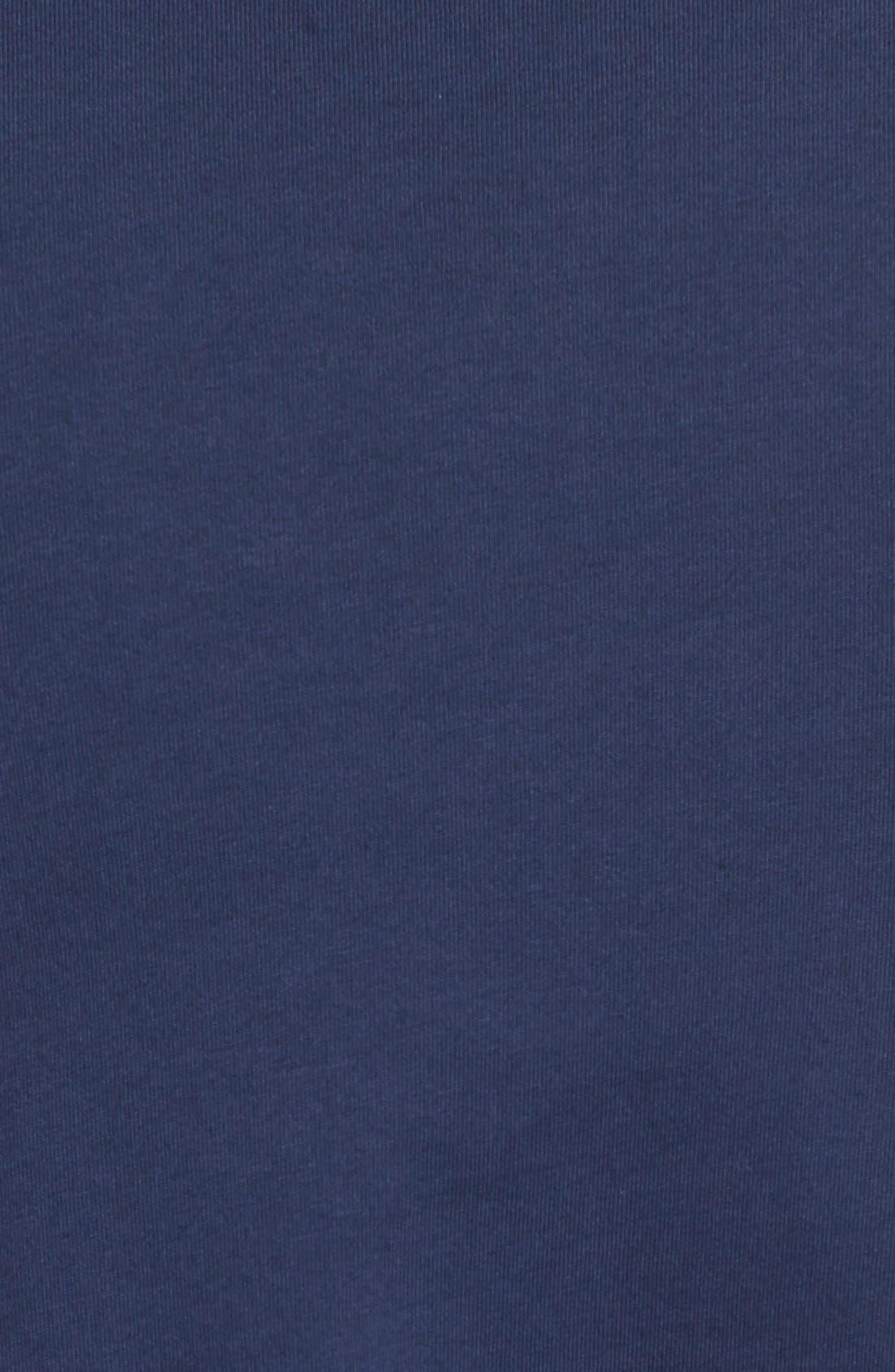 Extra Trim Fit Cotton Ringer T-Shirt,                             Alternate thumbnail 34, color,