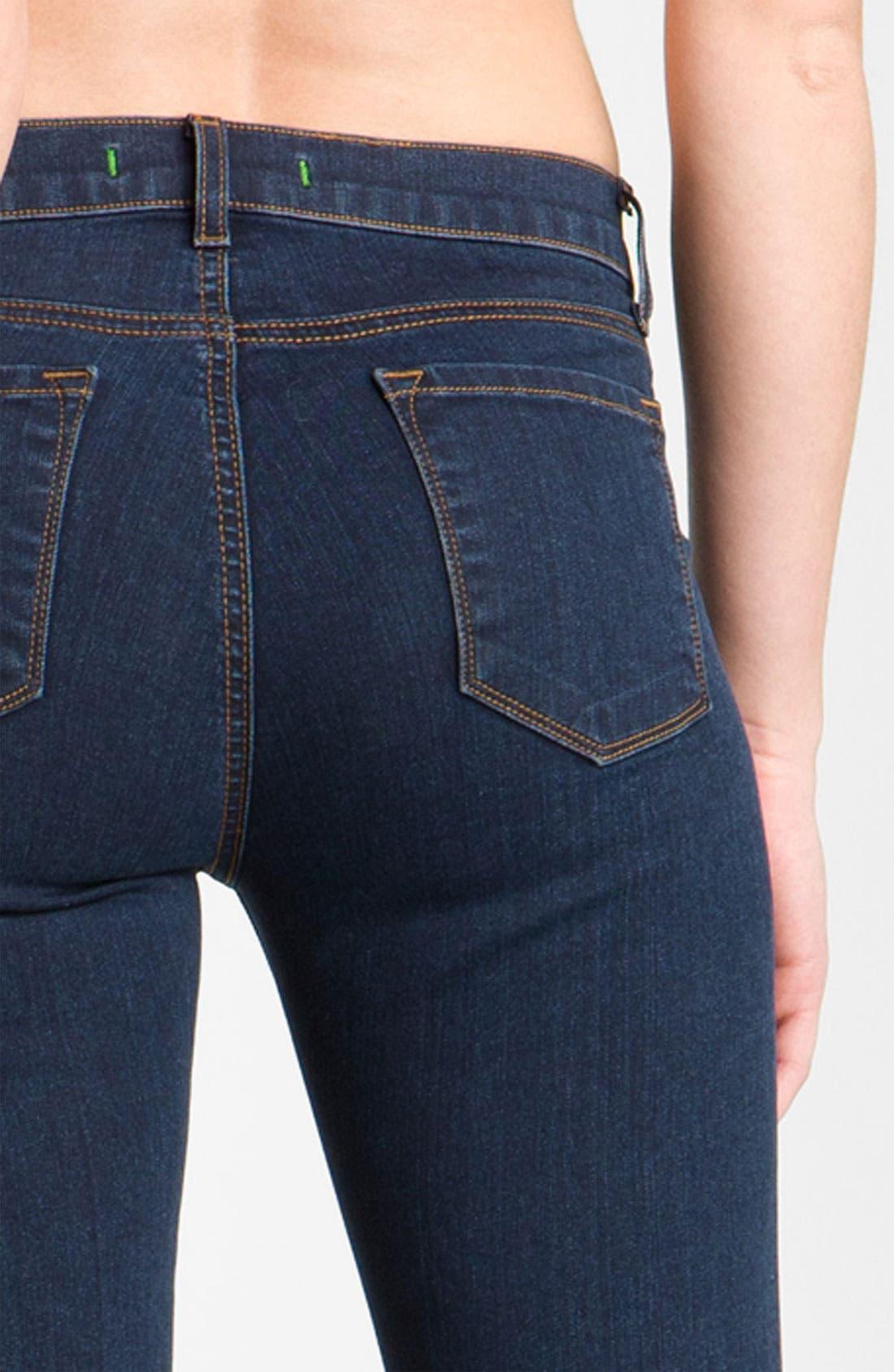 '811' Ankle Skinny Jeans,                             Alternate thumbnail 16, color,