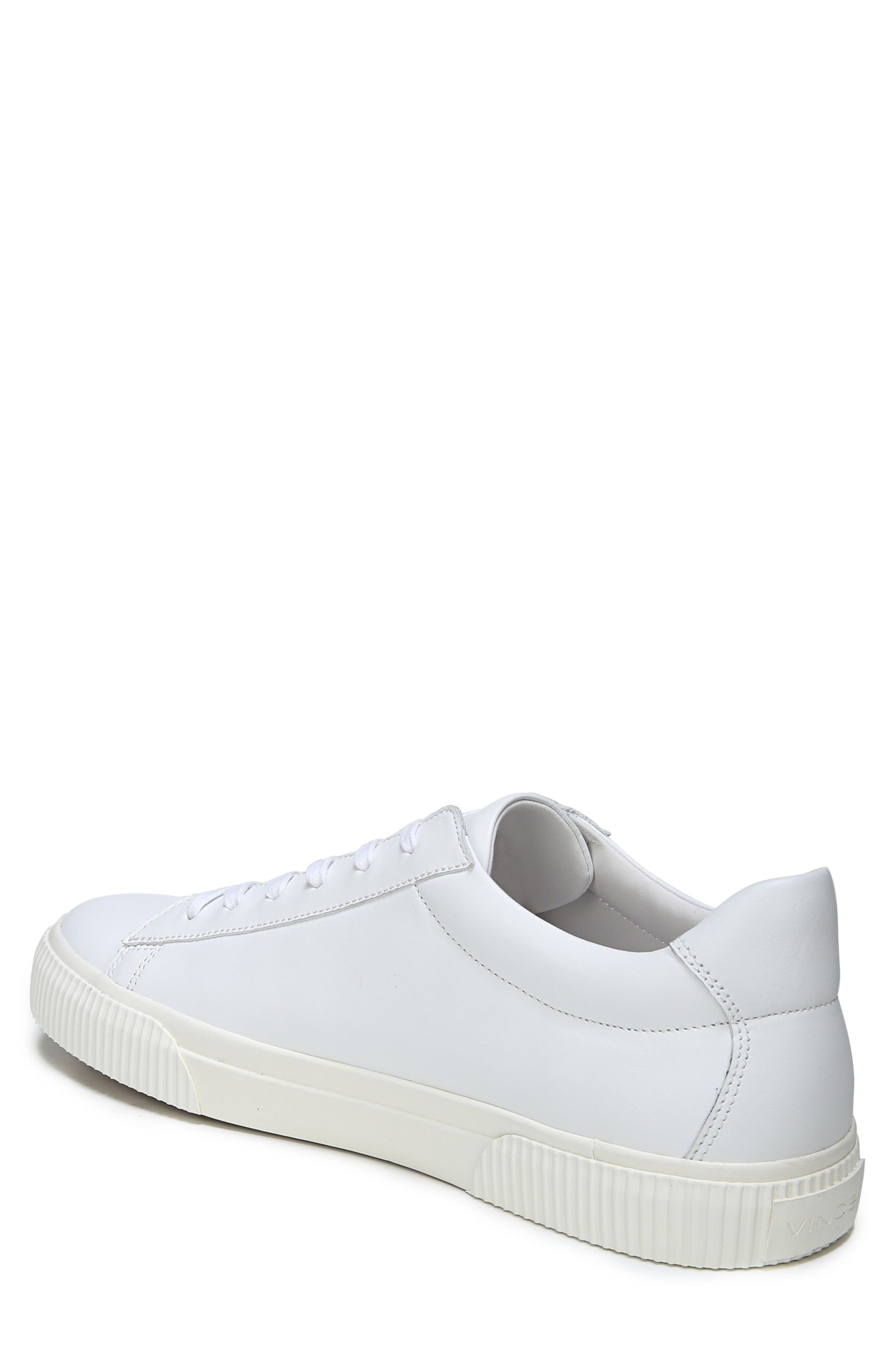 Kurtis Low Top Sneaker,                             Alternate thumbnail 2, color,                             WHITE