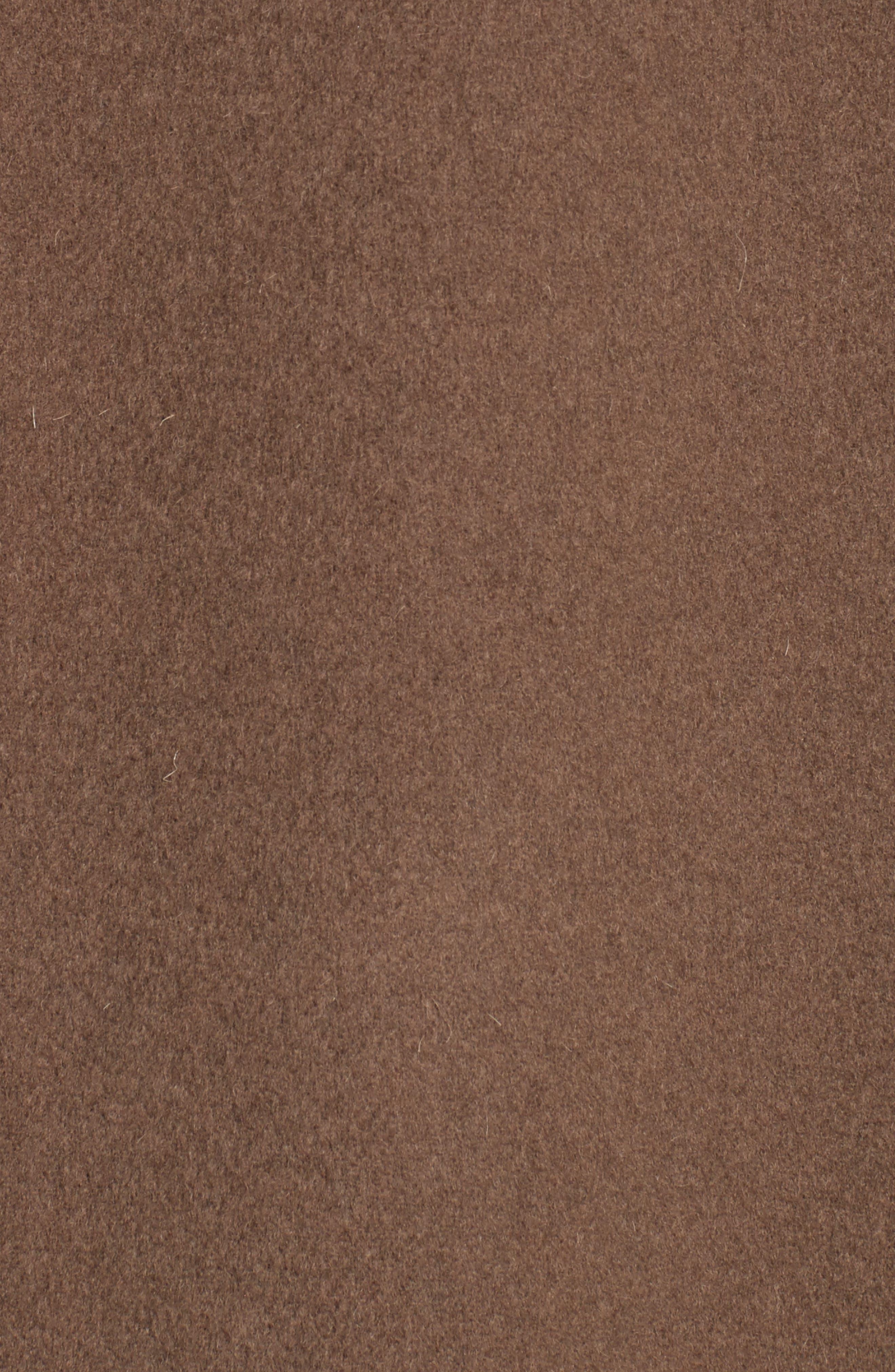 Belissa Double Face Reversible Coat,                             Alternate thumbnail 6, color,                             034