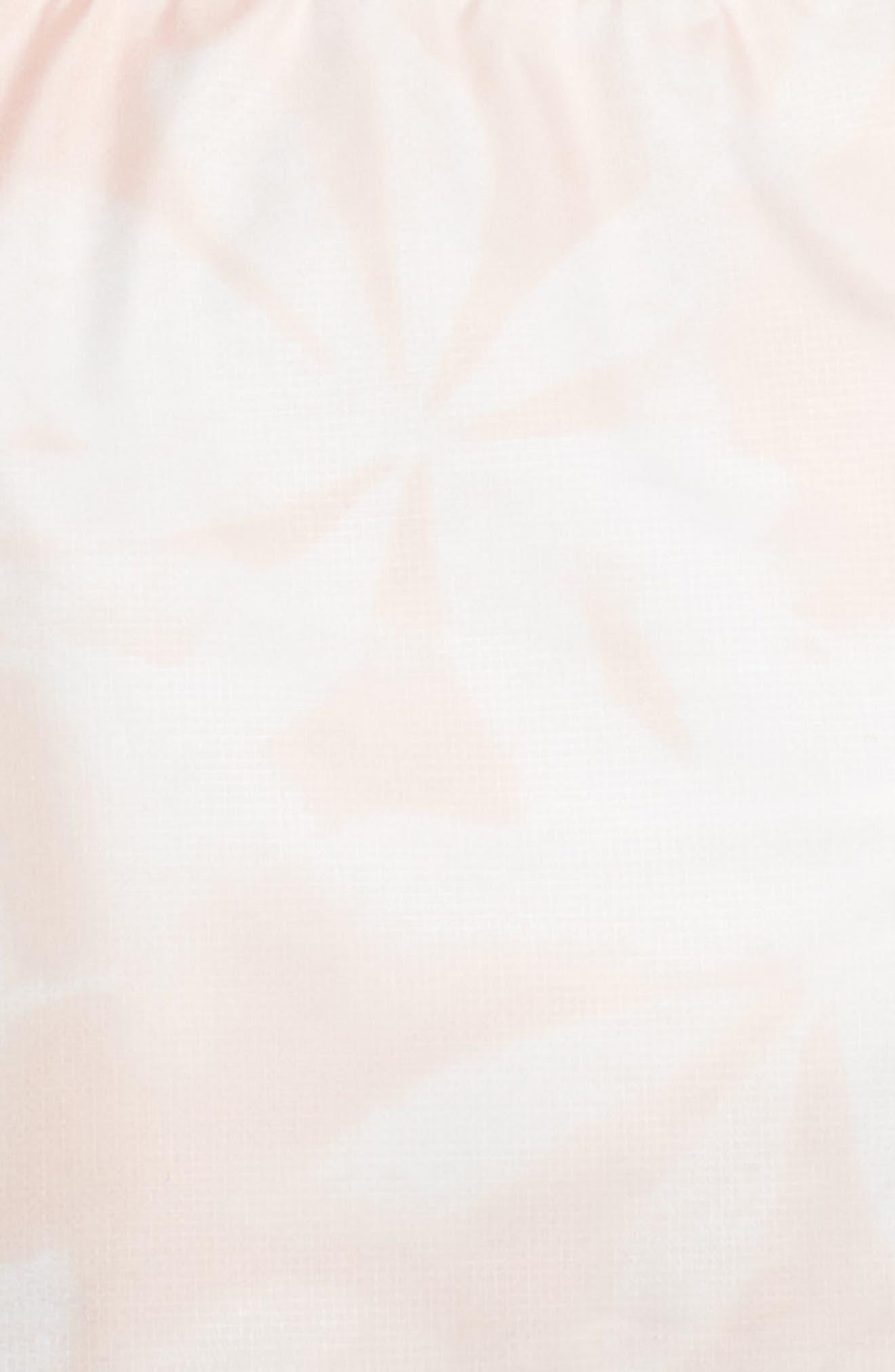 Fanorak Jacket,                             Alternate thumbnail 8, color,                             EVENING SAND LUPINE PRINT