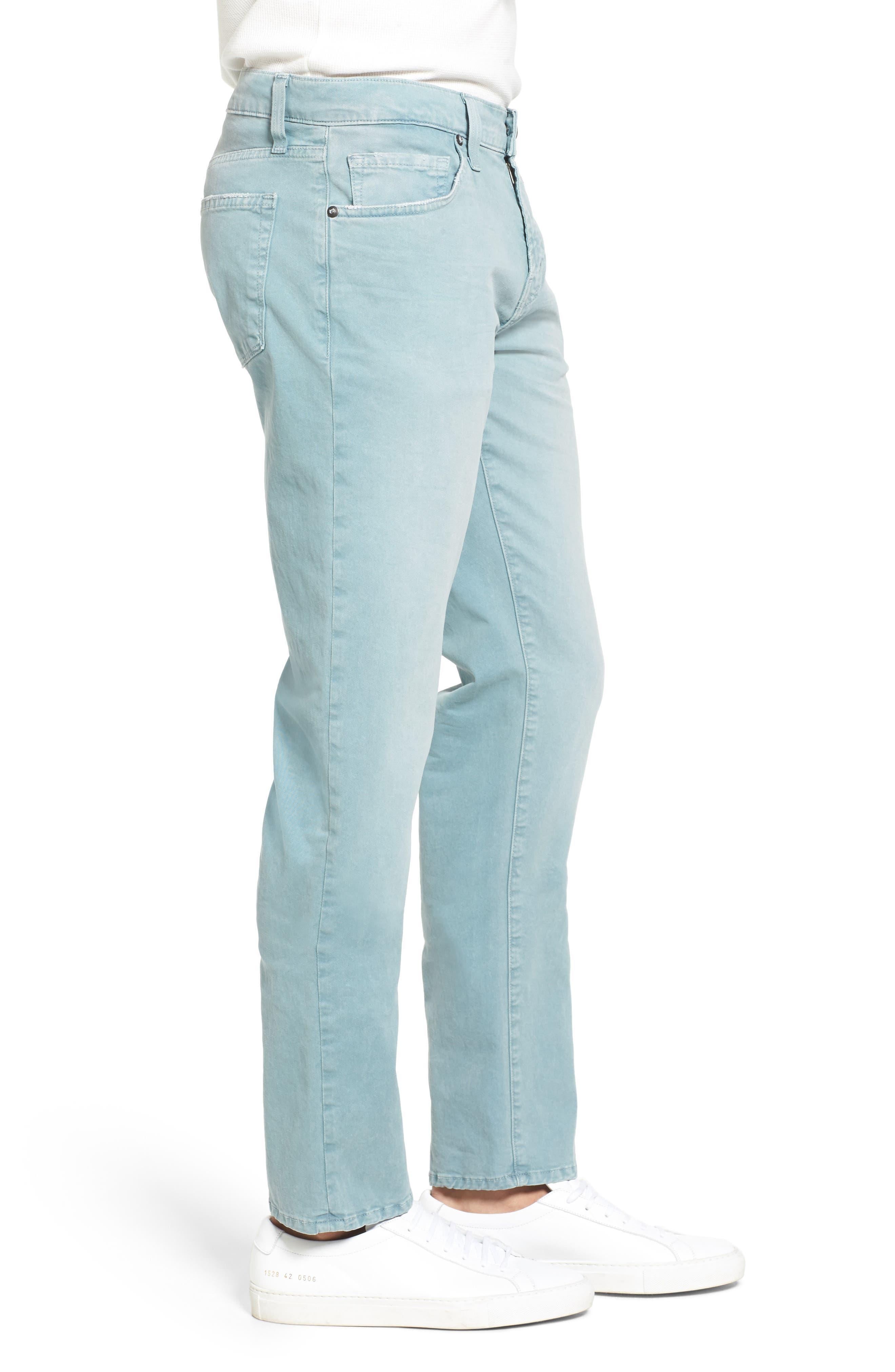 Tyler Slim Fit Jeans,                             Alternate thumbnail 16, color,