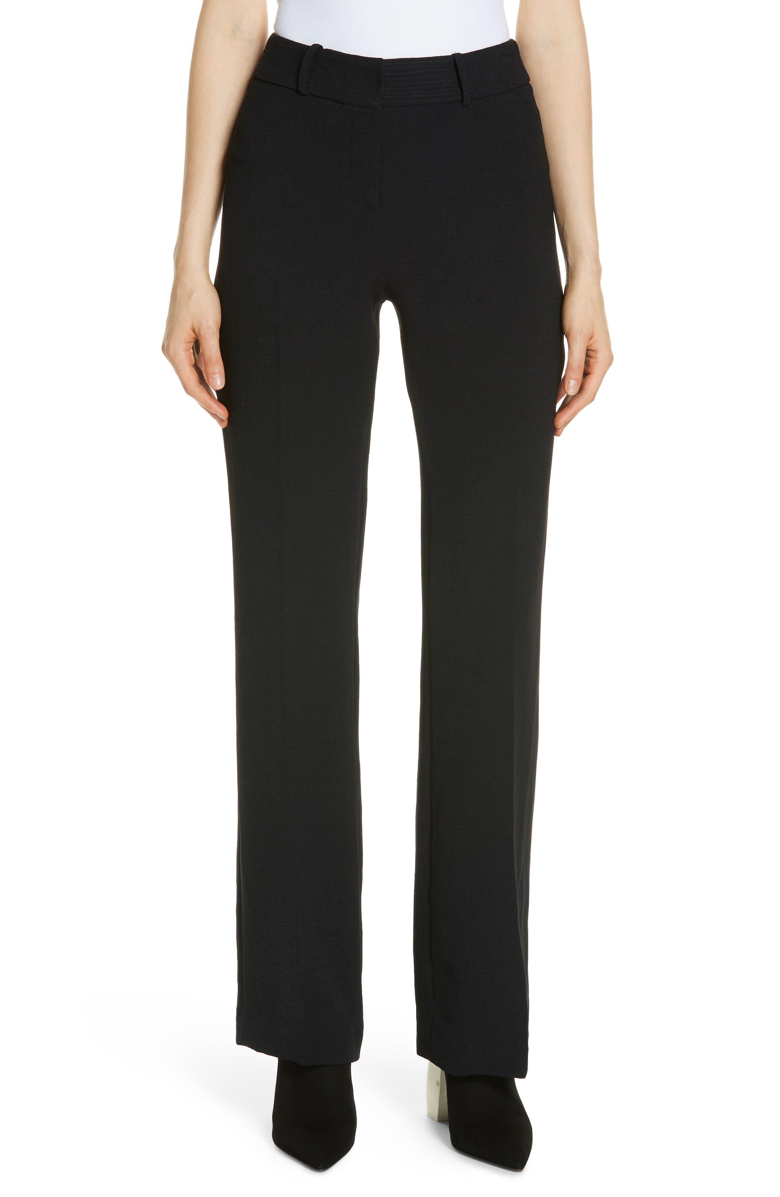 Casila Pants,                         Main,                         color, NOIR