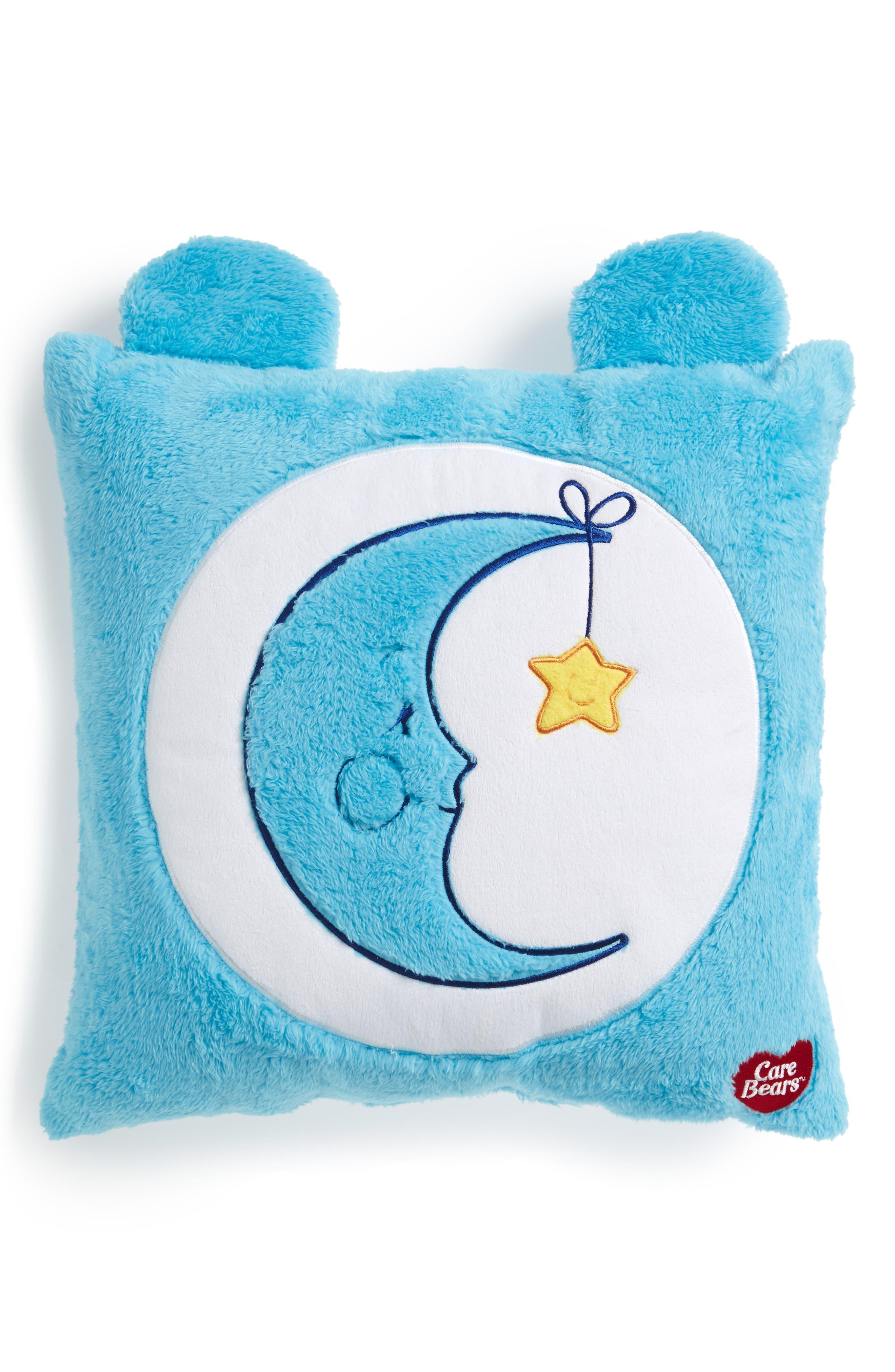Care Bears<sup>™</sup> Throw Pillow,                         Main,                         color, 400