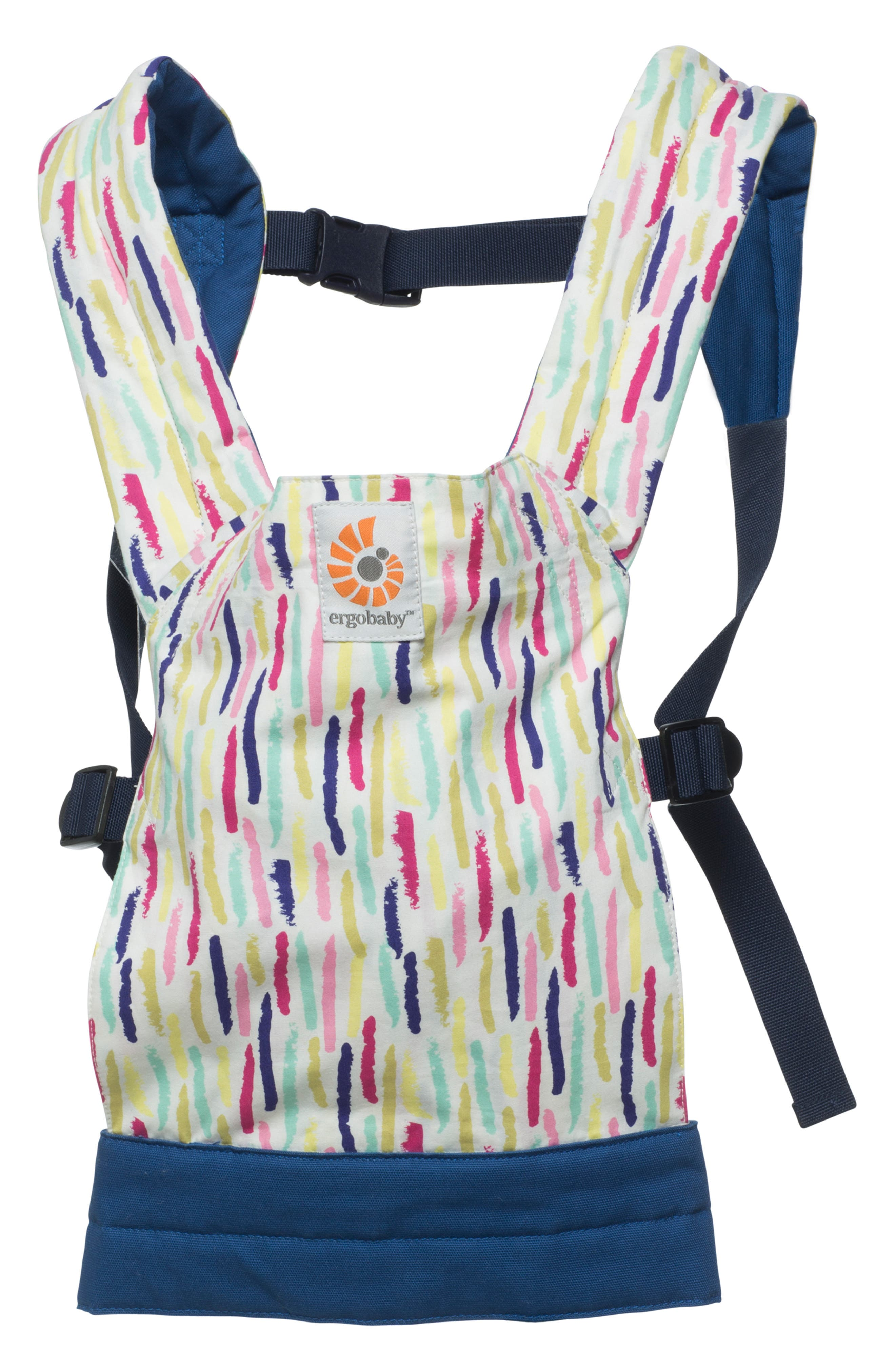 x Hello Kitty<sup>®</sup> Doll Carrier,                             Main thumbnail 1, color,                             DOODLES