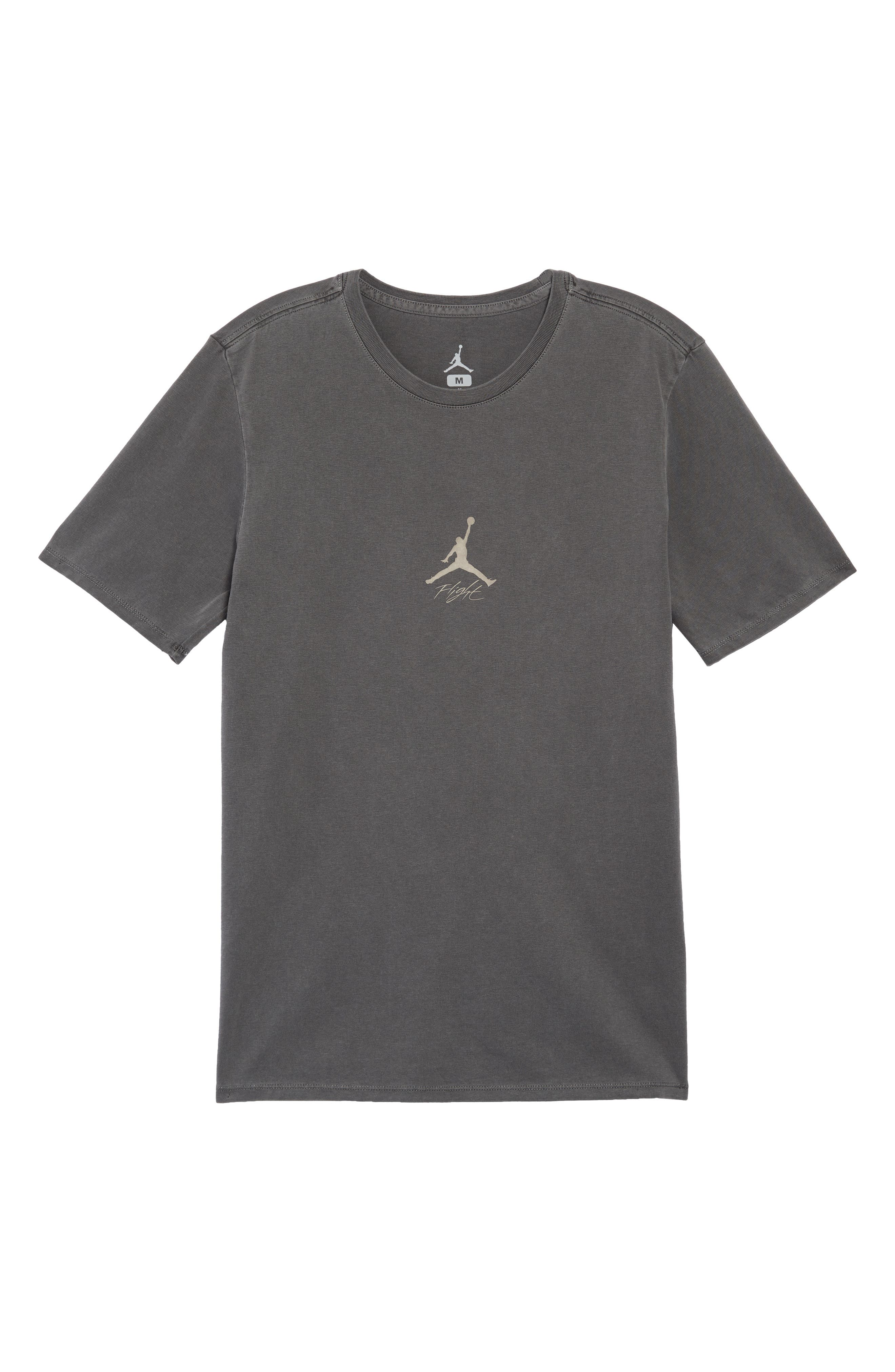 JORDAN,                             Wings Cotton T-Shirtee,                             Alternate thumbnail 6, color,                             010
