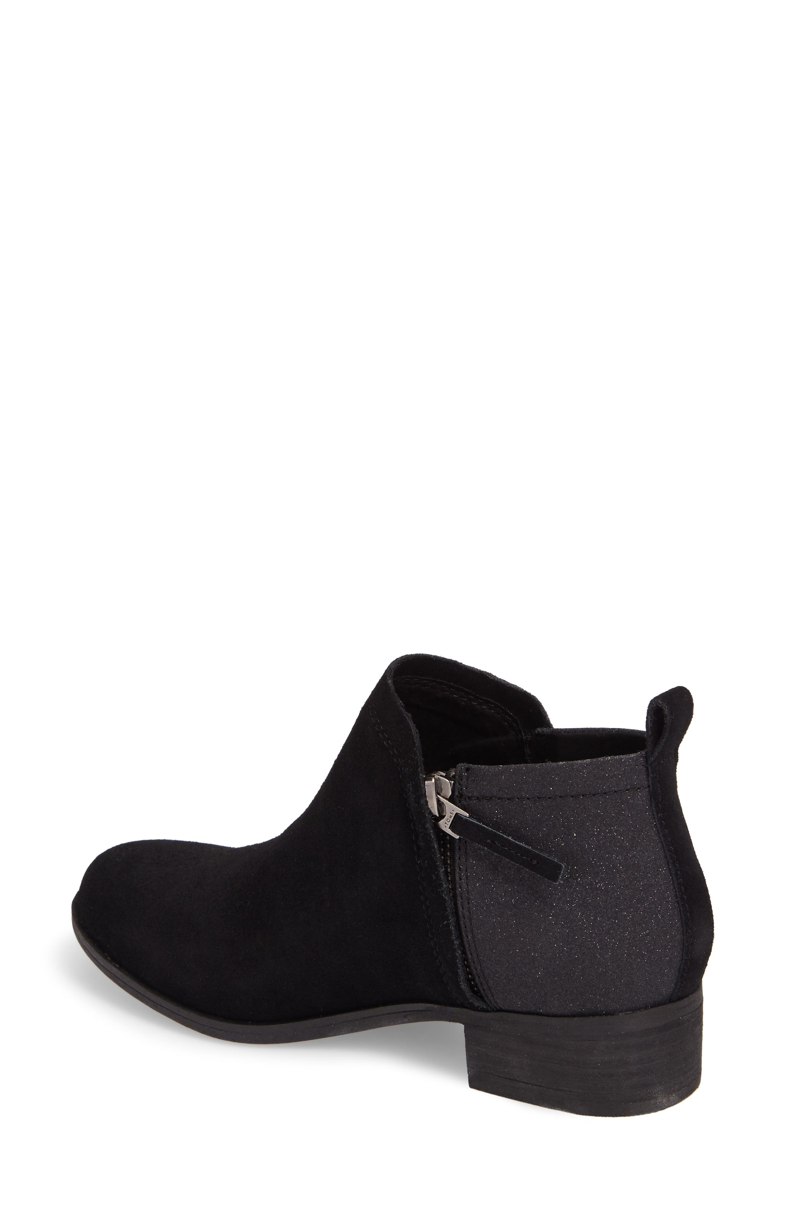 Deia Zip Bootie,                             Alternate thumbnail 14, color,