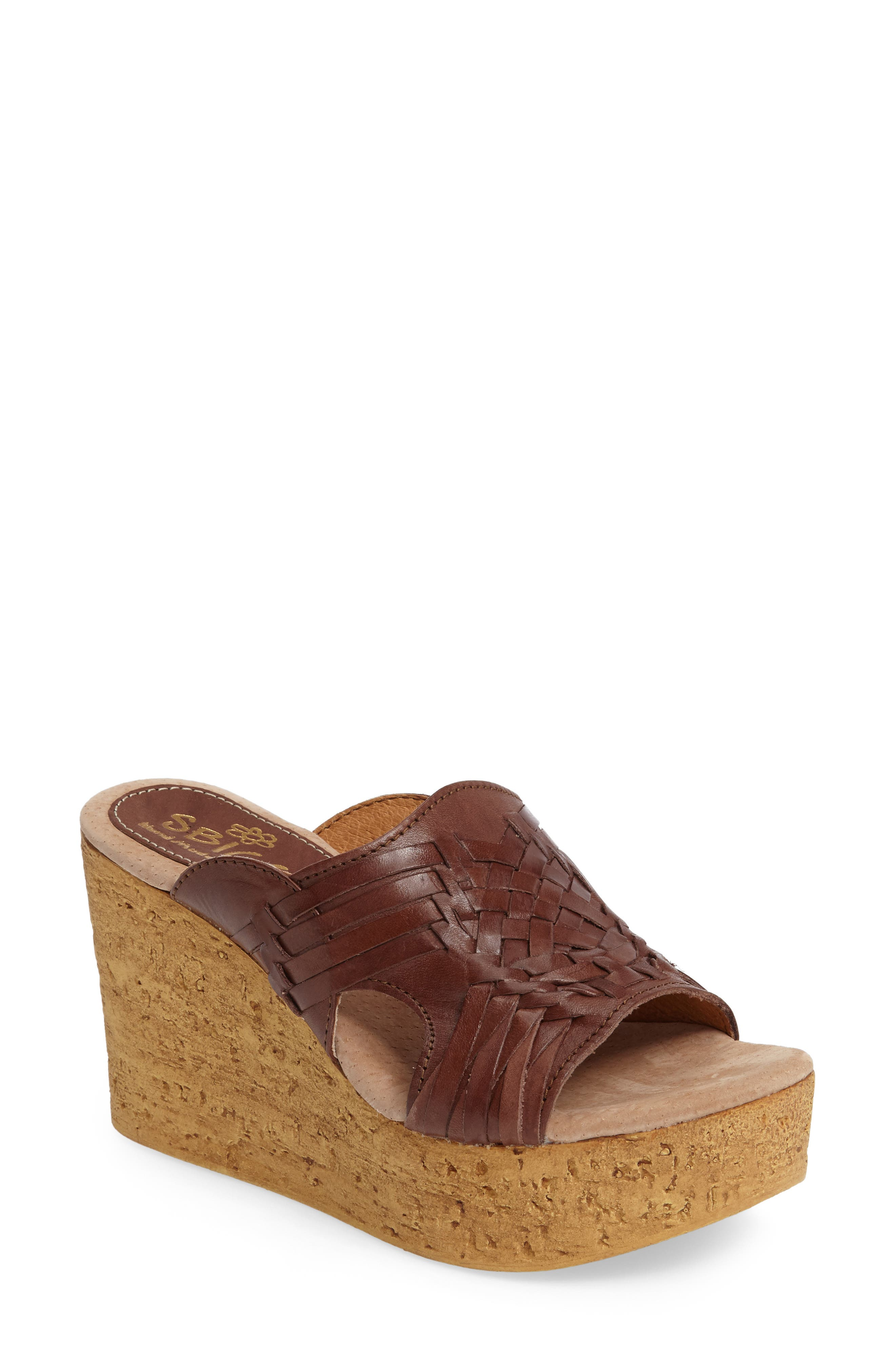 Manny Platform Wedge,                             Main thumbnail 2, color,