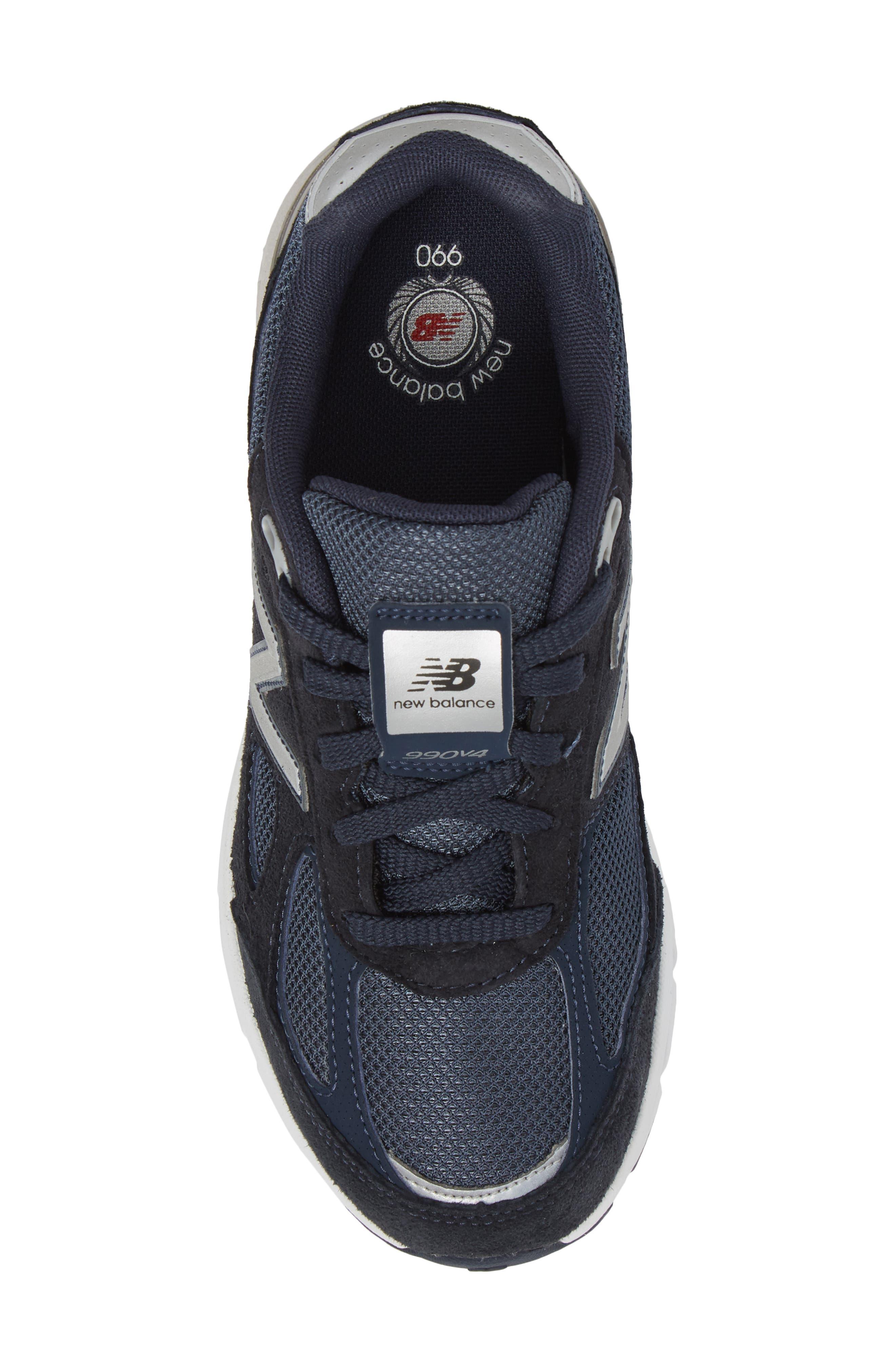 990v4 Sneaker,                             Alternate thumbnail 5, color,