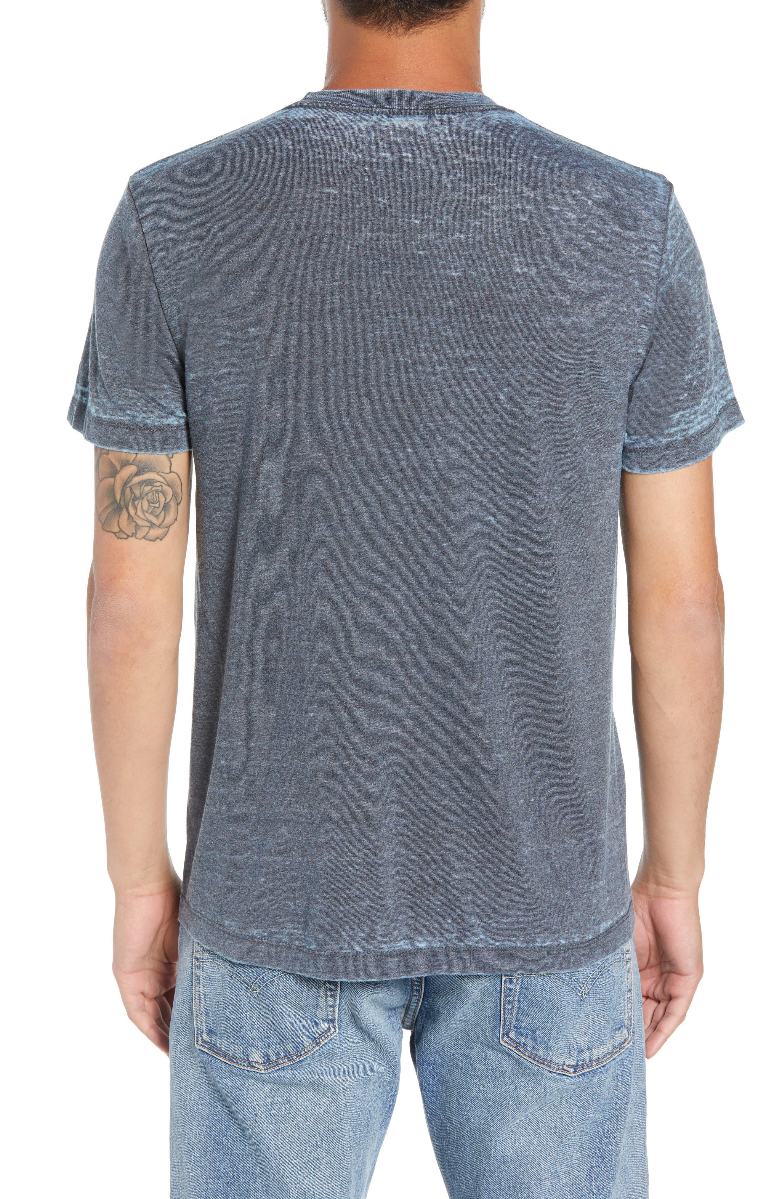 Pacifico Burnout T-Shirt,                             Alternate thumbnail 2, color,                             420