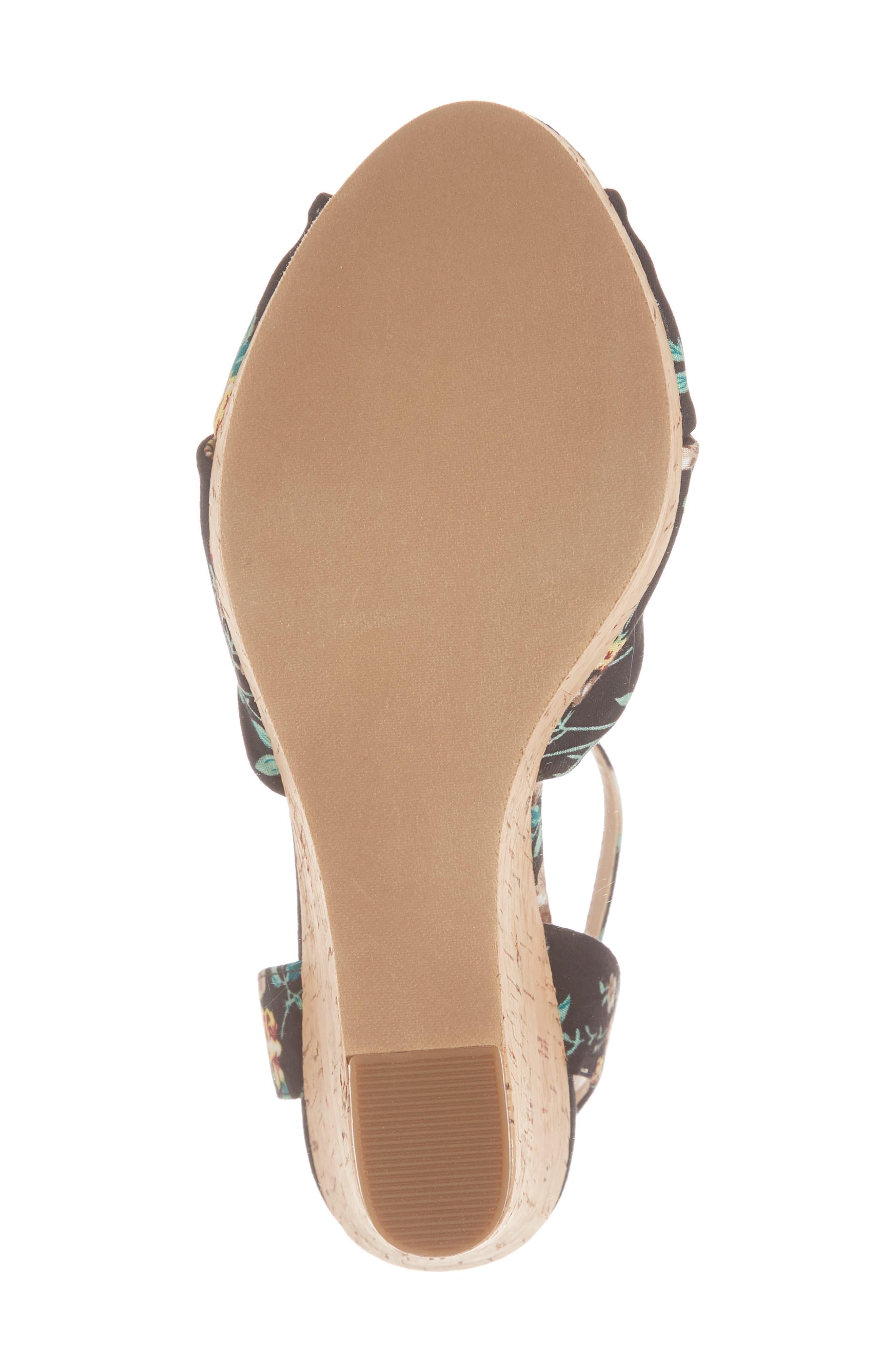 Arya Platform Wedge Sandal,                             Alternate thumbnail 33, color,