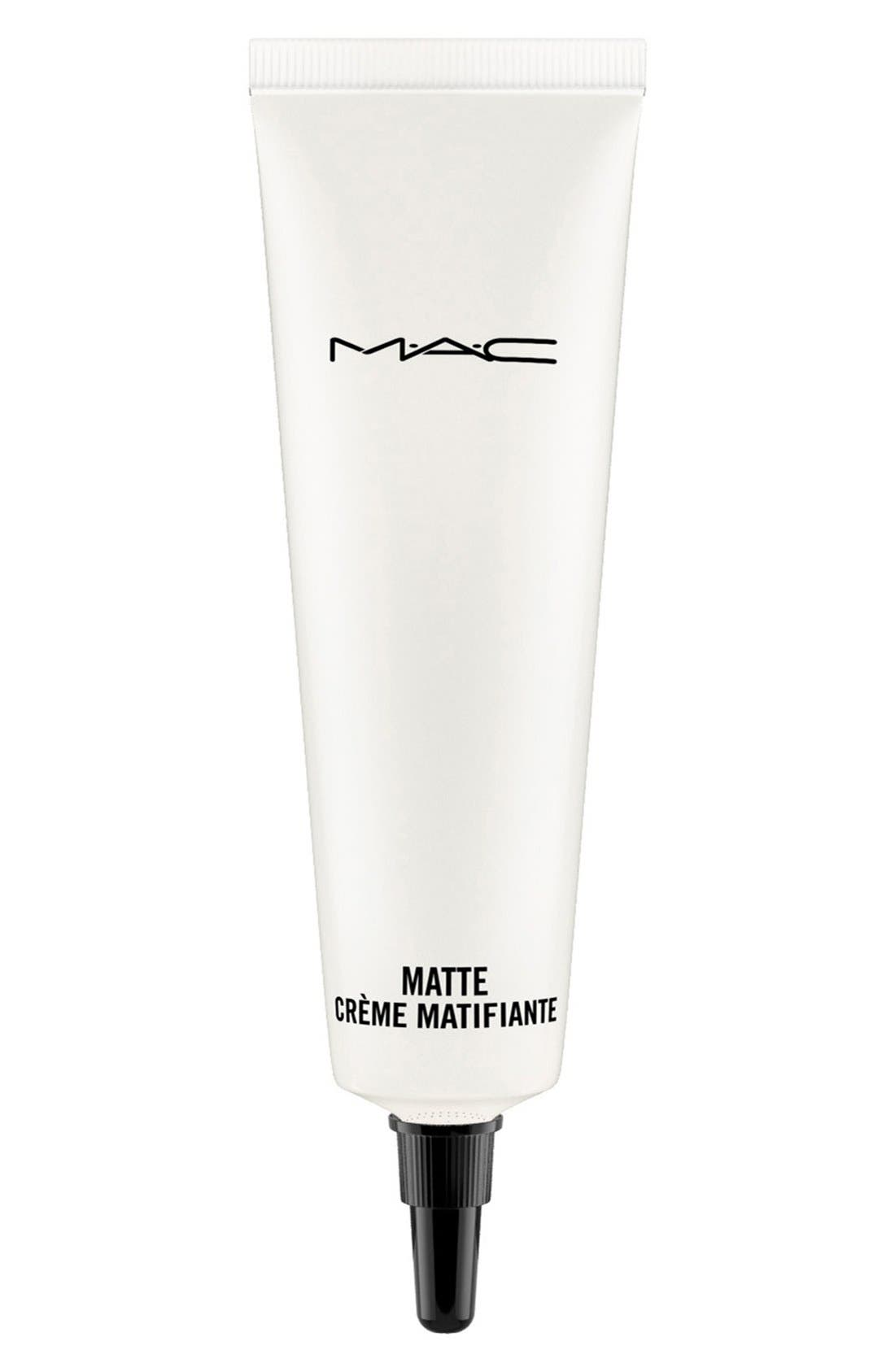 MAC Matte Cream,                             Main thumbnail 1, color,                             000