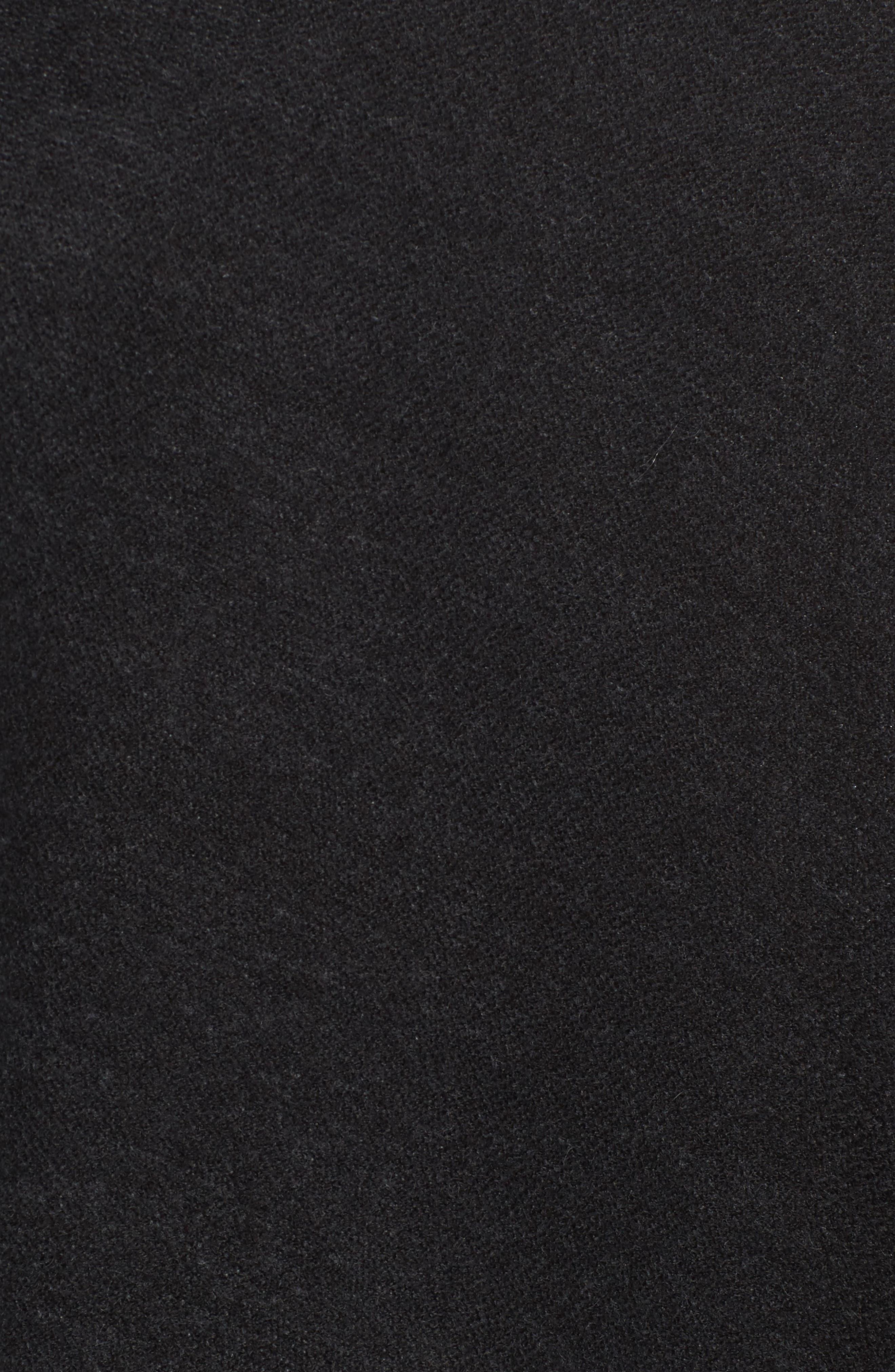 Halogen<sup>®</sup> Reversible Ruana,                             Alternate thumbnail 5, color,                             001