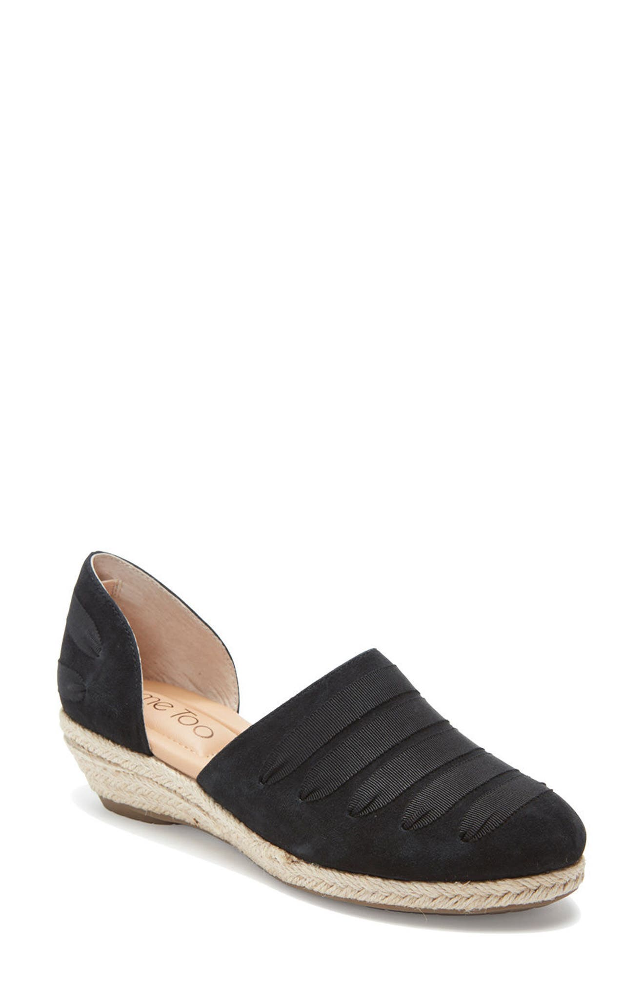 Netta Espadrille Wedge,                             Main thumbnail 1, color,                             014