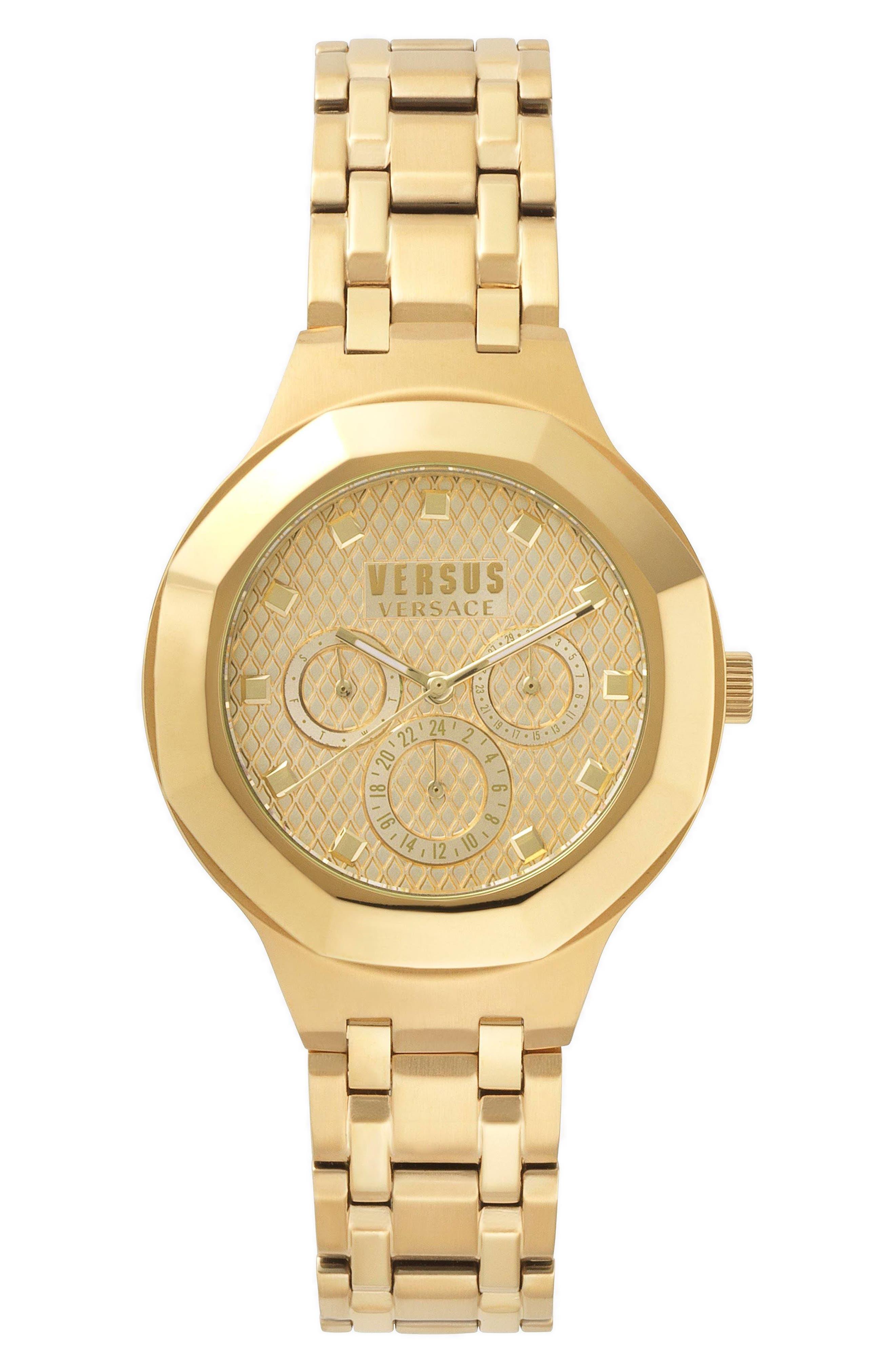 VERSUS by Versace Laguna City Multifunction Bracelet Watch, 40mm,                             Main thumbnail 3, color,