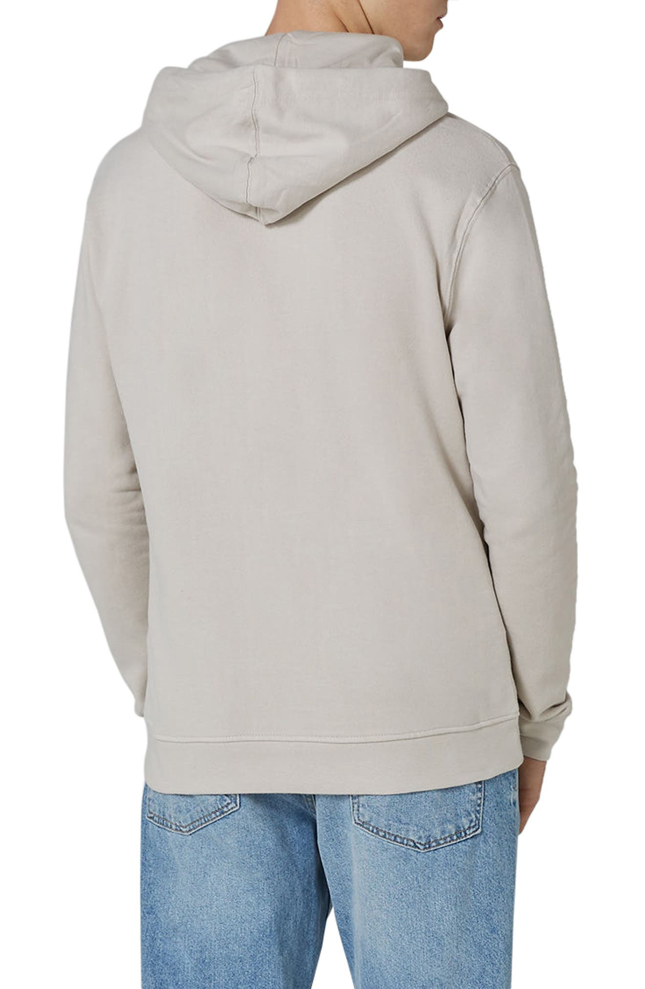 Classic Hoodie,                             Alternate thumbnail 2, color,                             STONE
