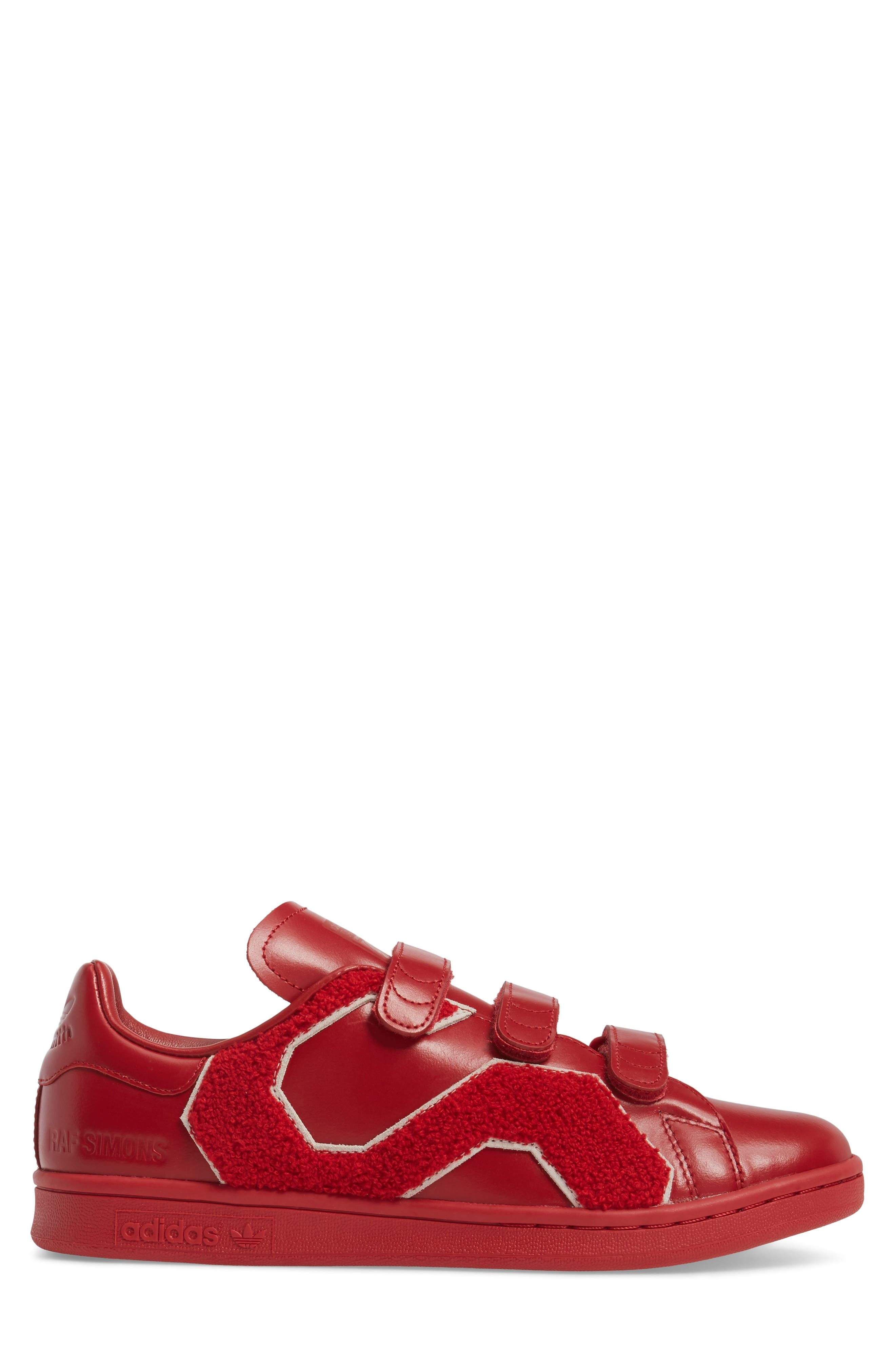 adidas by Raf Simons Stan Smith Sneaker,                             Alternate thumbnail 3, color,                             600