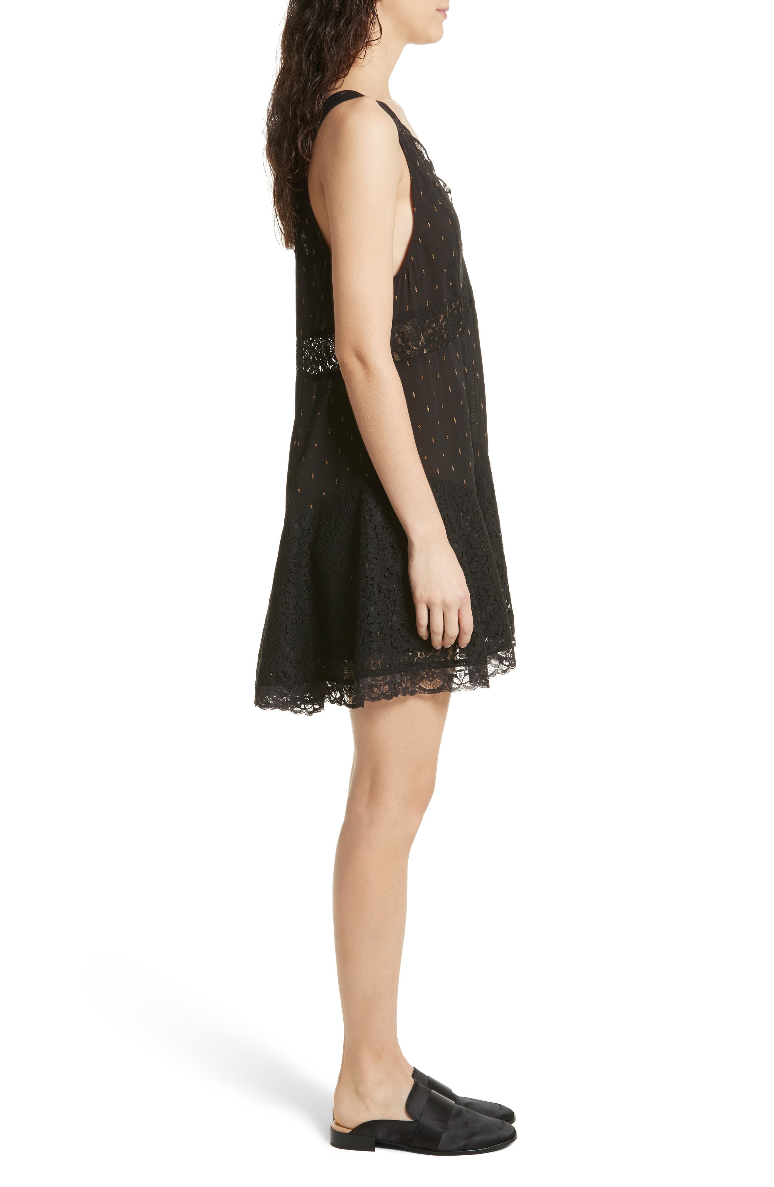 Any Party Slipdress,                             Alternate thumbnail 3, color,                             001