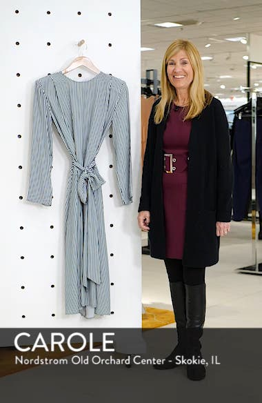 Belted Midi Dress, sales video thumbnail