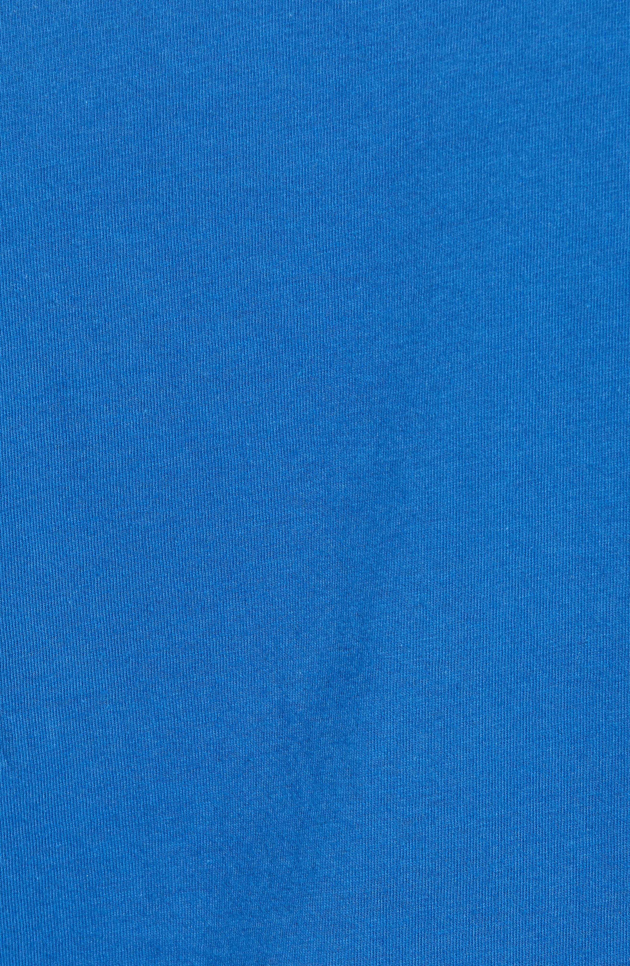 Hexest Logo Graphic Tank,                             Alternate thumbnail 5, color,                             BRIGHT BLUE