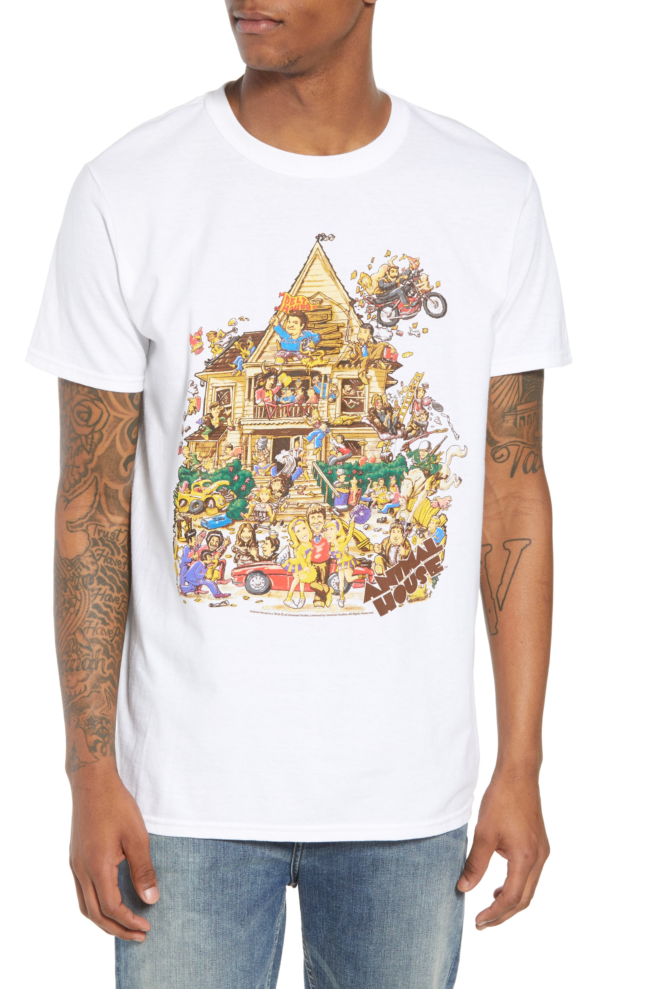Animal House T-Shirt,                         Main,                         color,