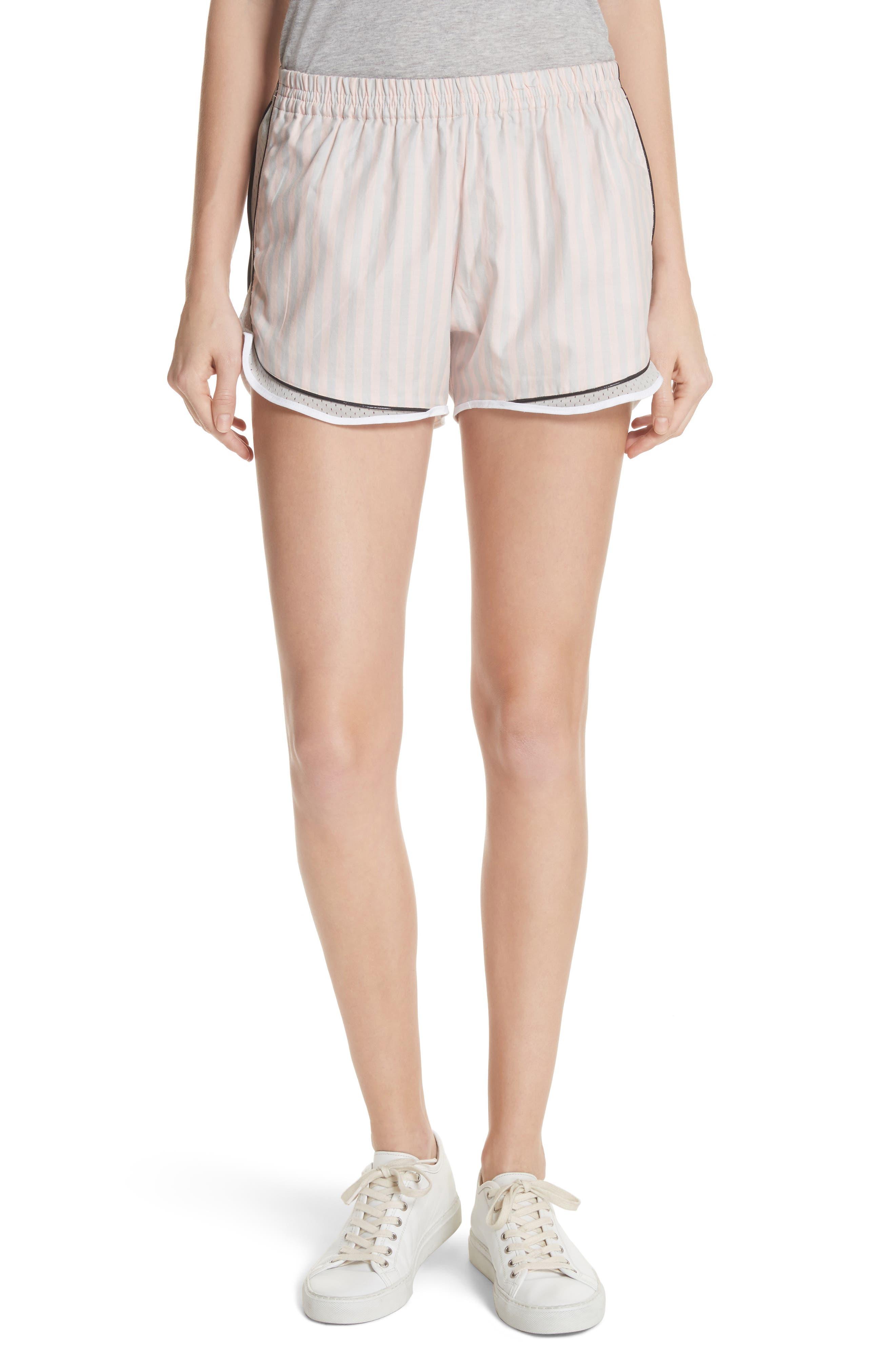 Aina Poplin Shorts,                         Main,                         color, 020