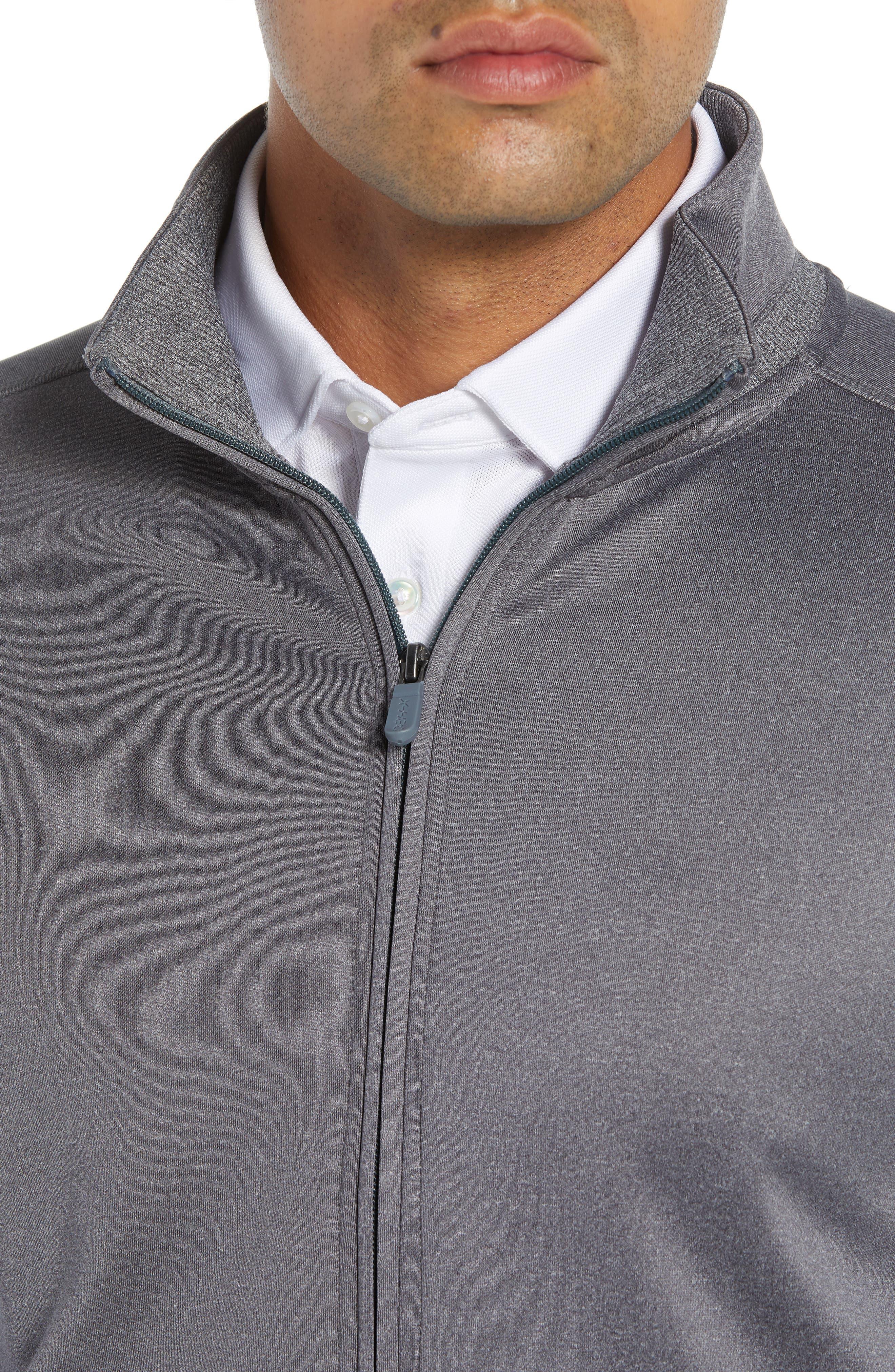 XH20 Denali Performance Jacket,                             Alternate thumbnail 4, color,                             GRAPHITE