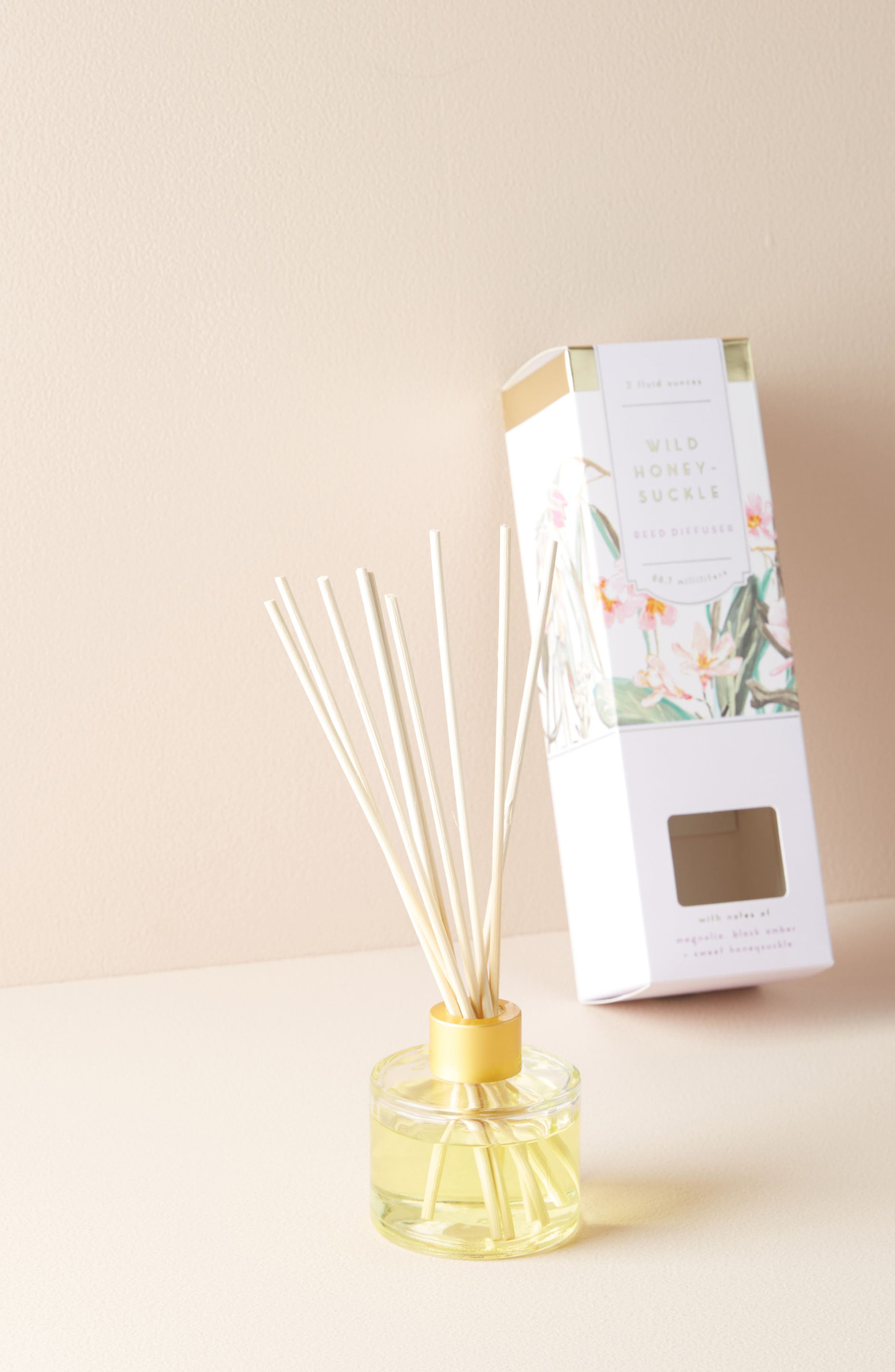 Spring's Eden Reed Diffuser,                         Main,                         color, 500