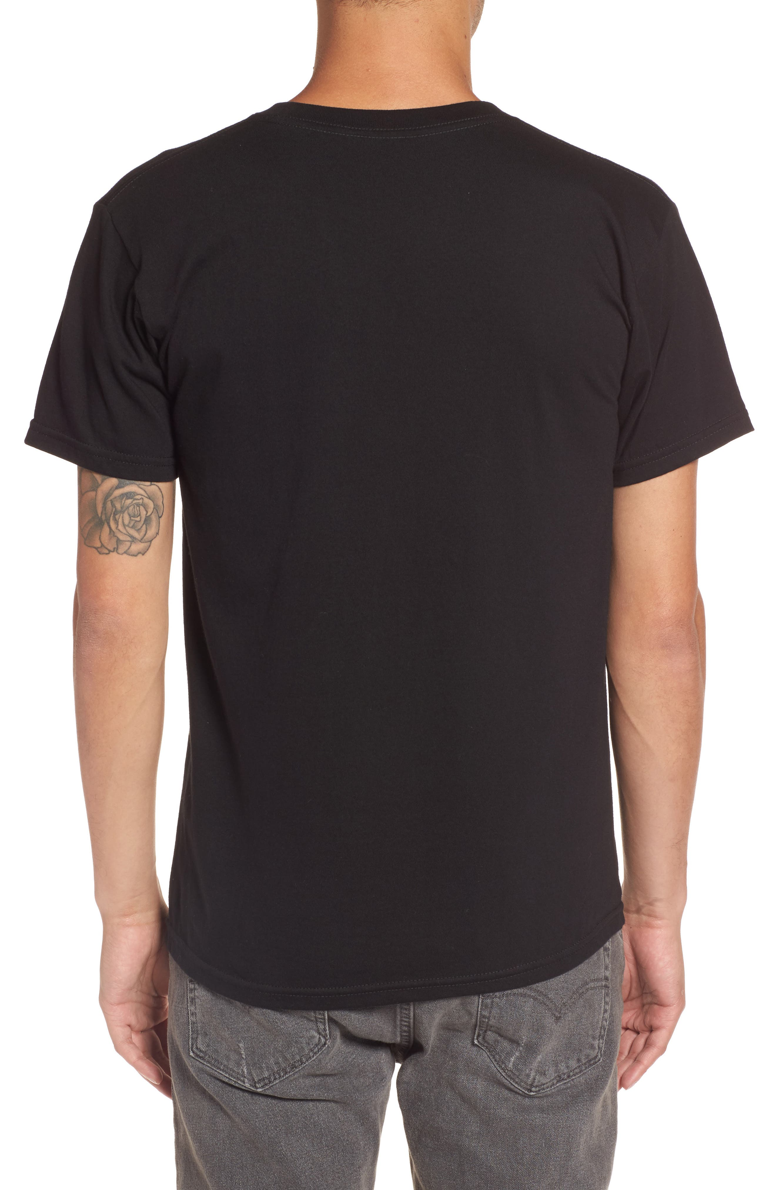 Kiss Me Deadly Graphic T-Shirt,                             Alternate thumbnail 2, color,