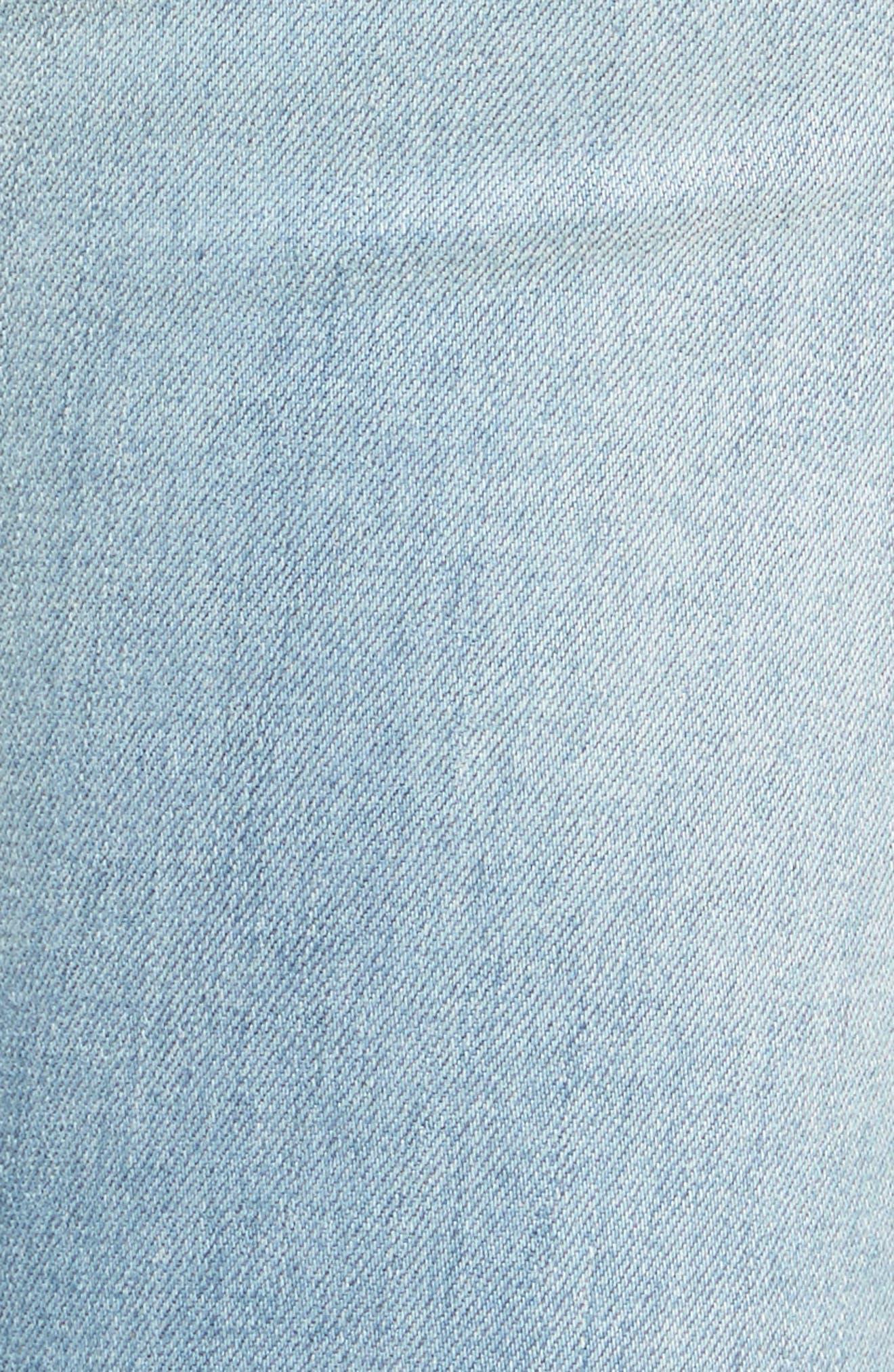 Krista Ankle Super Skinny Jeans,                             Alternate thumbnail 11, color,