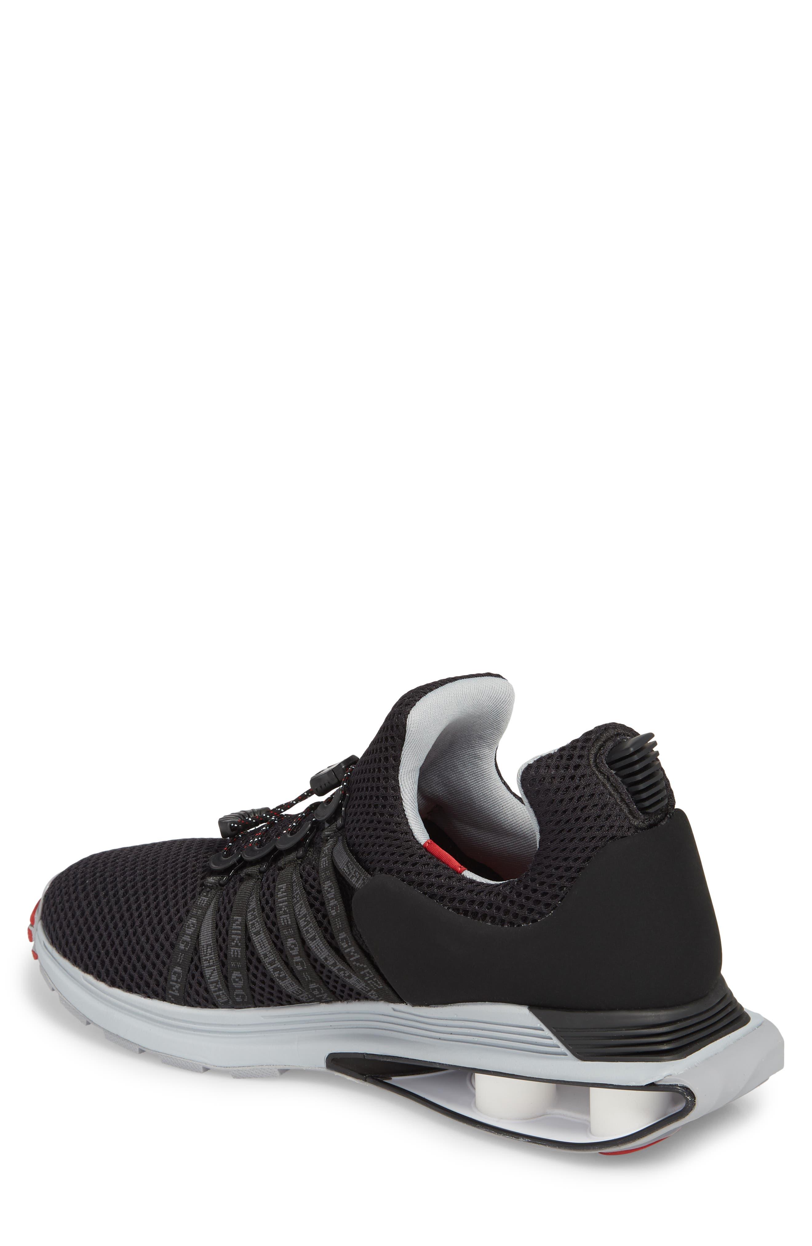 Shox Gravity Sneaker,                             Alternate thumbnail 2, color,                             016