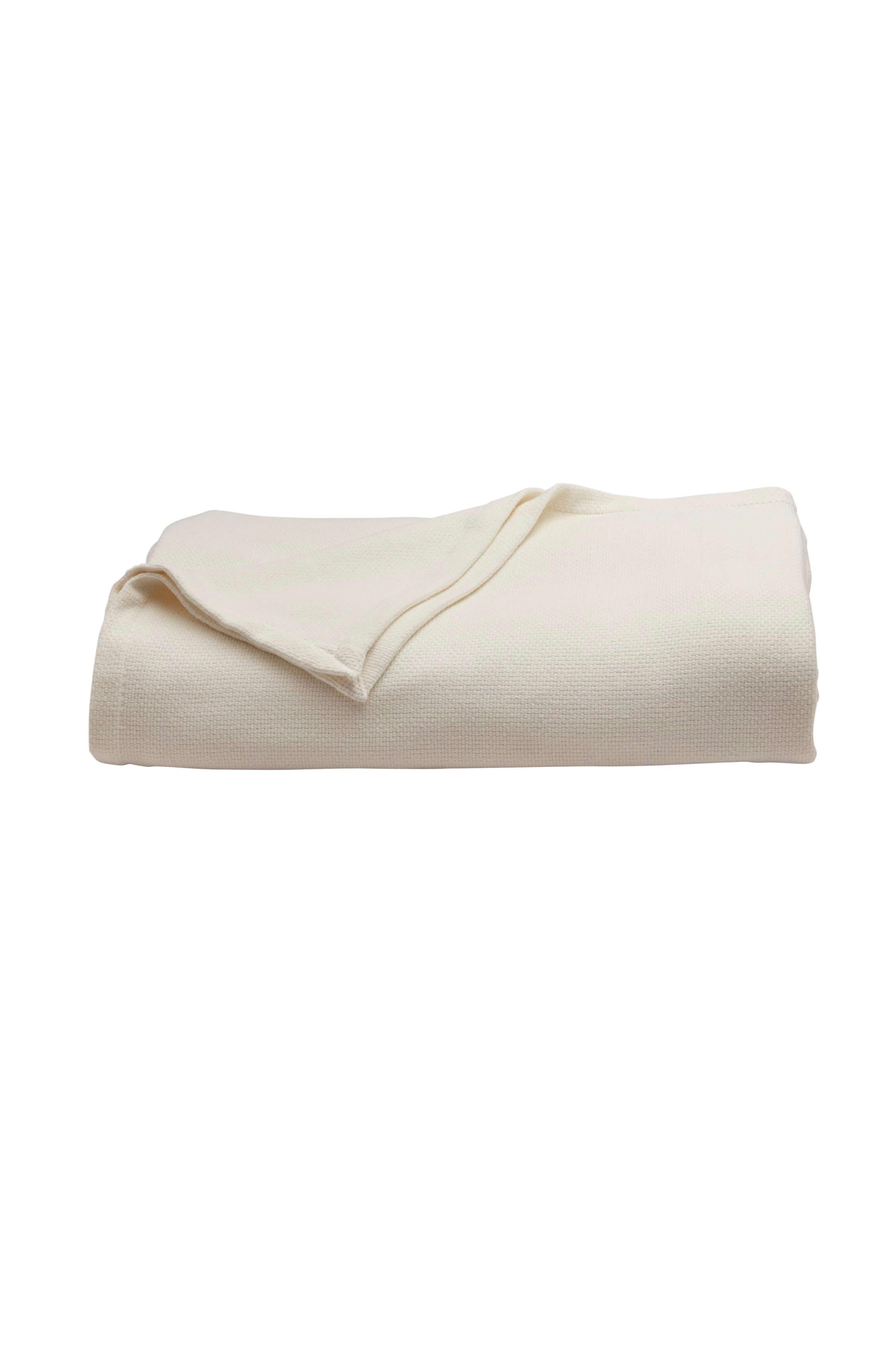 Samara Blanket,                         Main,                         color, WHITE