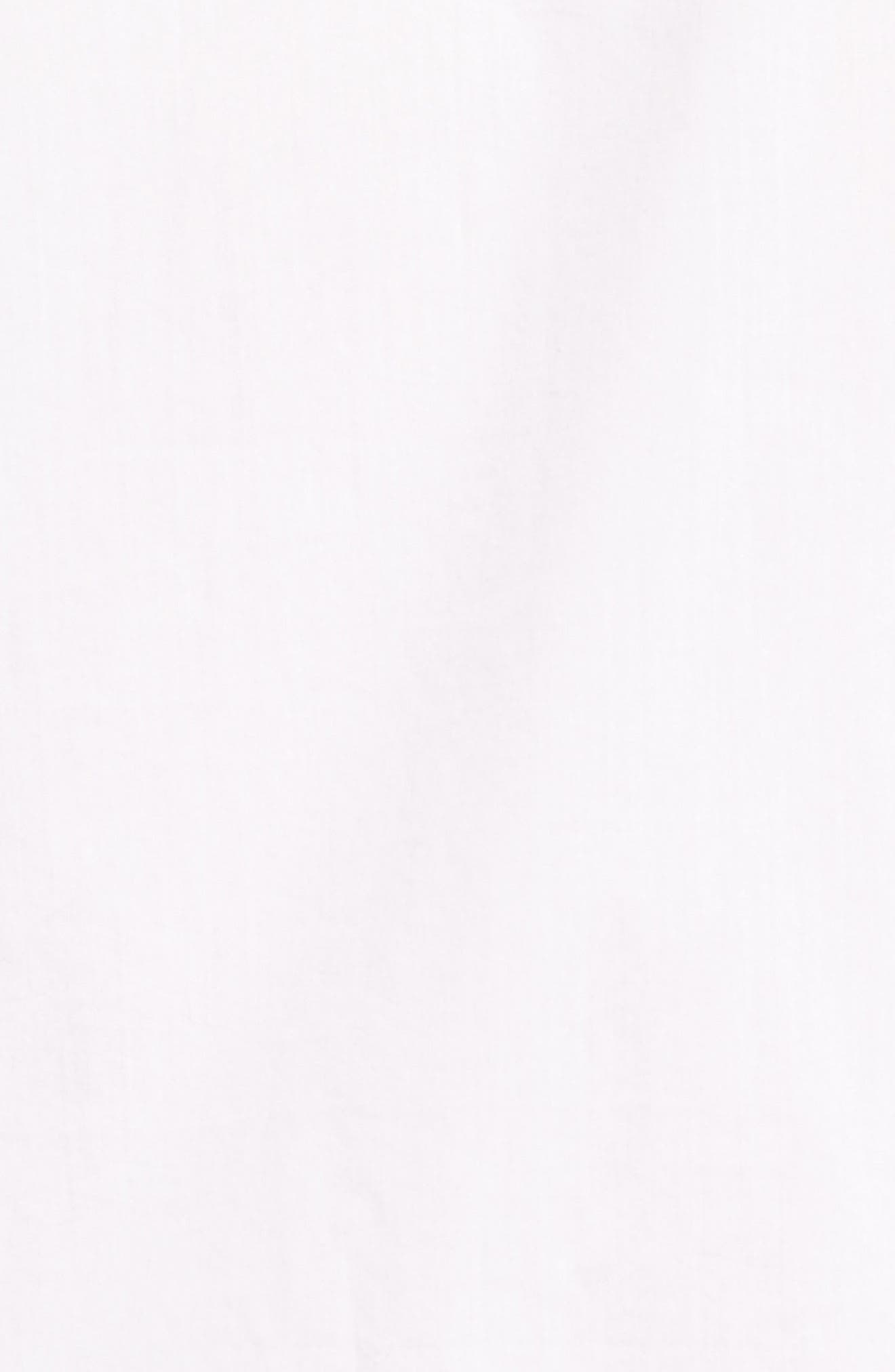 NO-Squito Regular Fit Travel Shirt,                             Alternate thumbnail 5, color,                             100