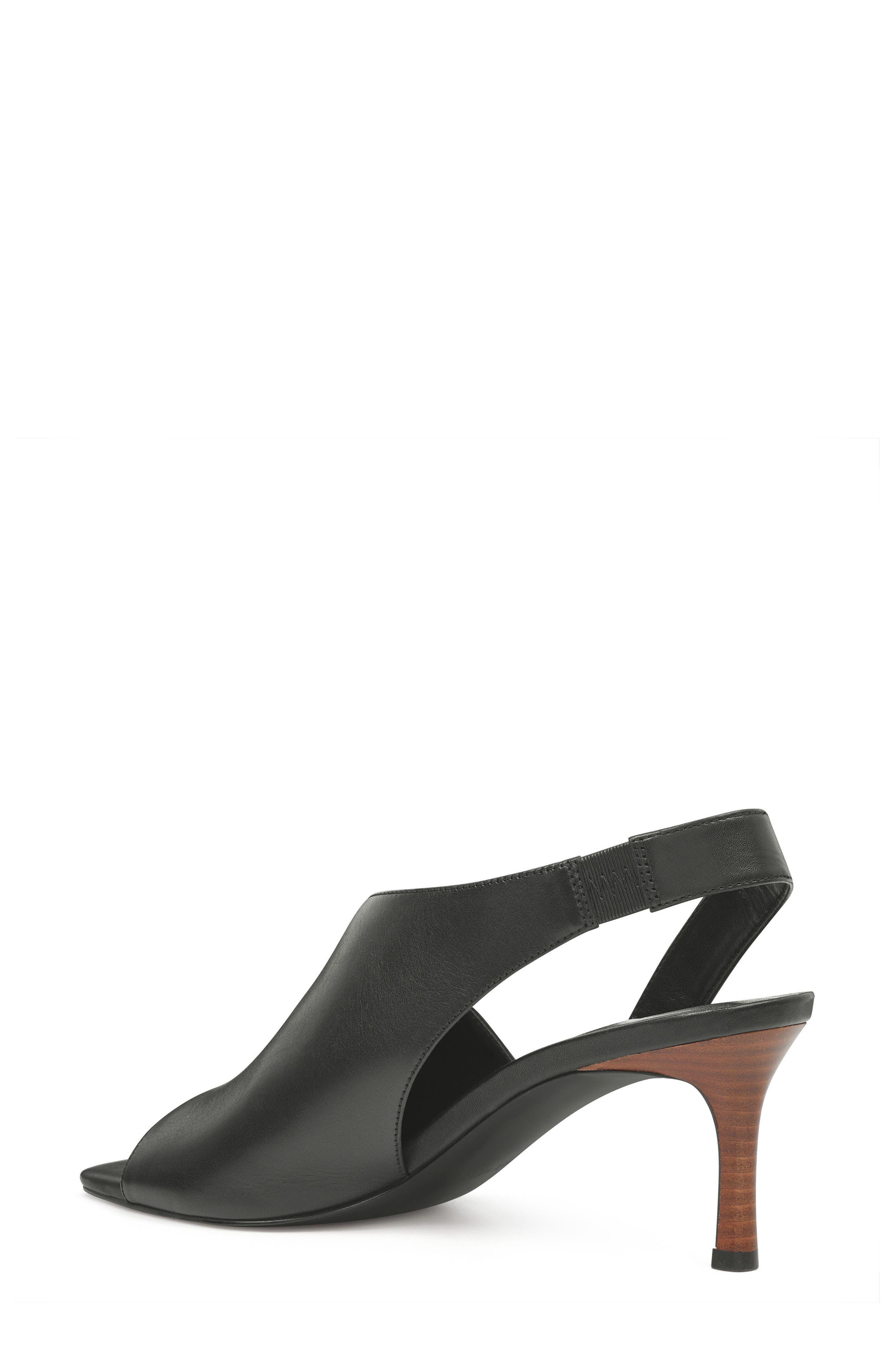 Orrus Asymmetrical Sandal,                             Alternate thumbnail 2, color,                             001