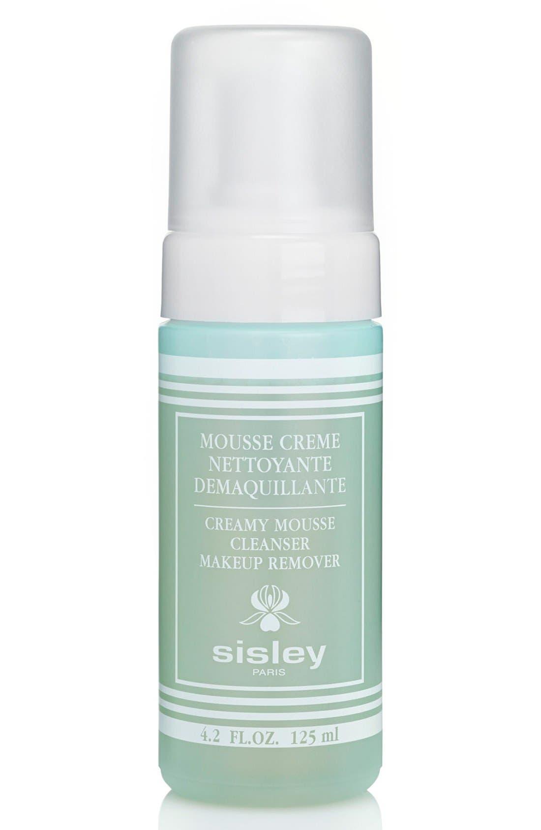 Creamy Mousse Cleanser Makeup Remover,                         Main,                         color, NO COLOR