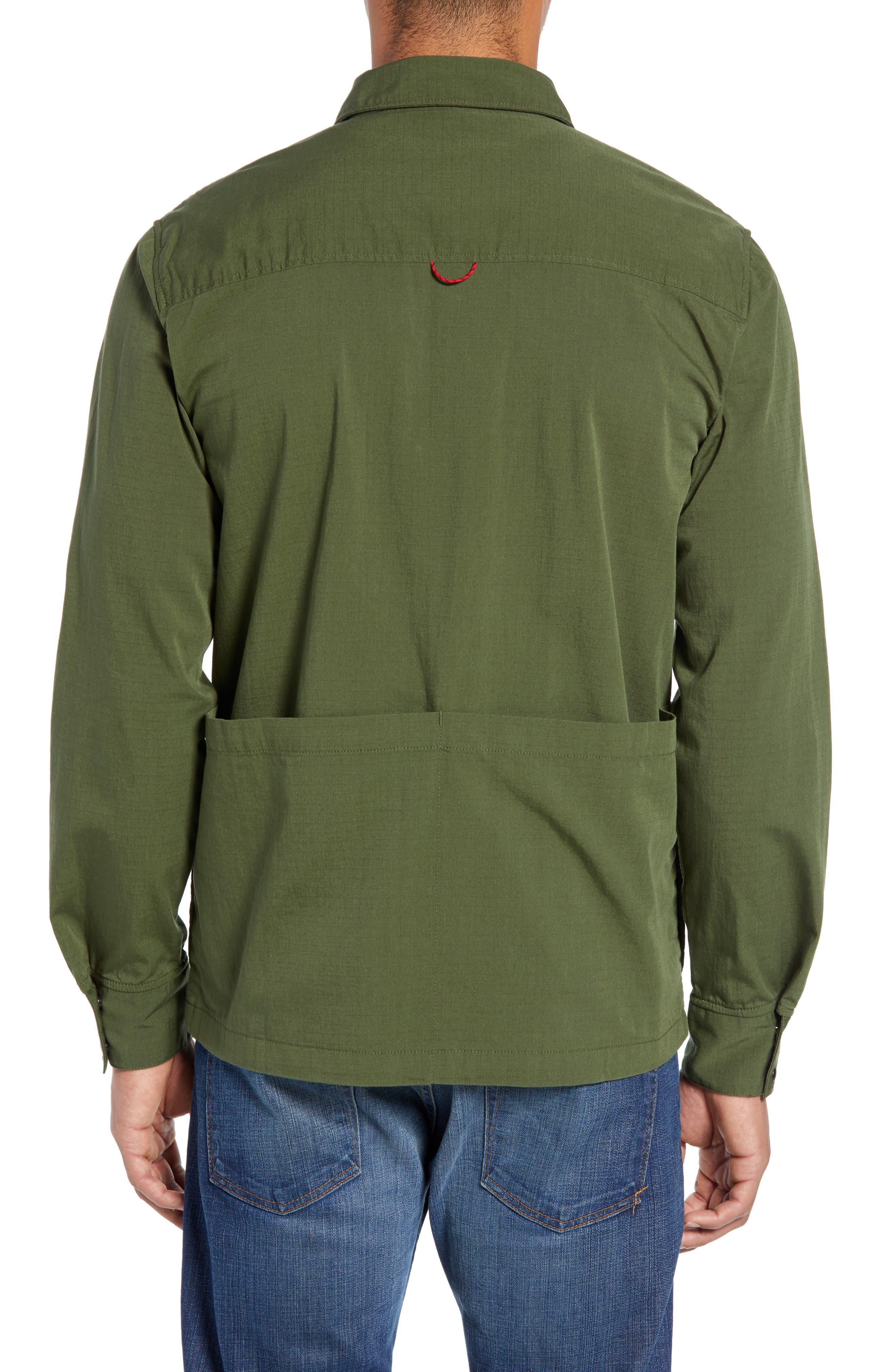 Field Jacket,                             Alternate thumbnail 2, color,                             OLIVE