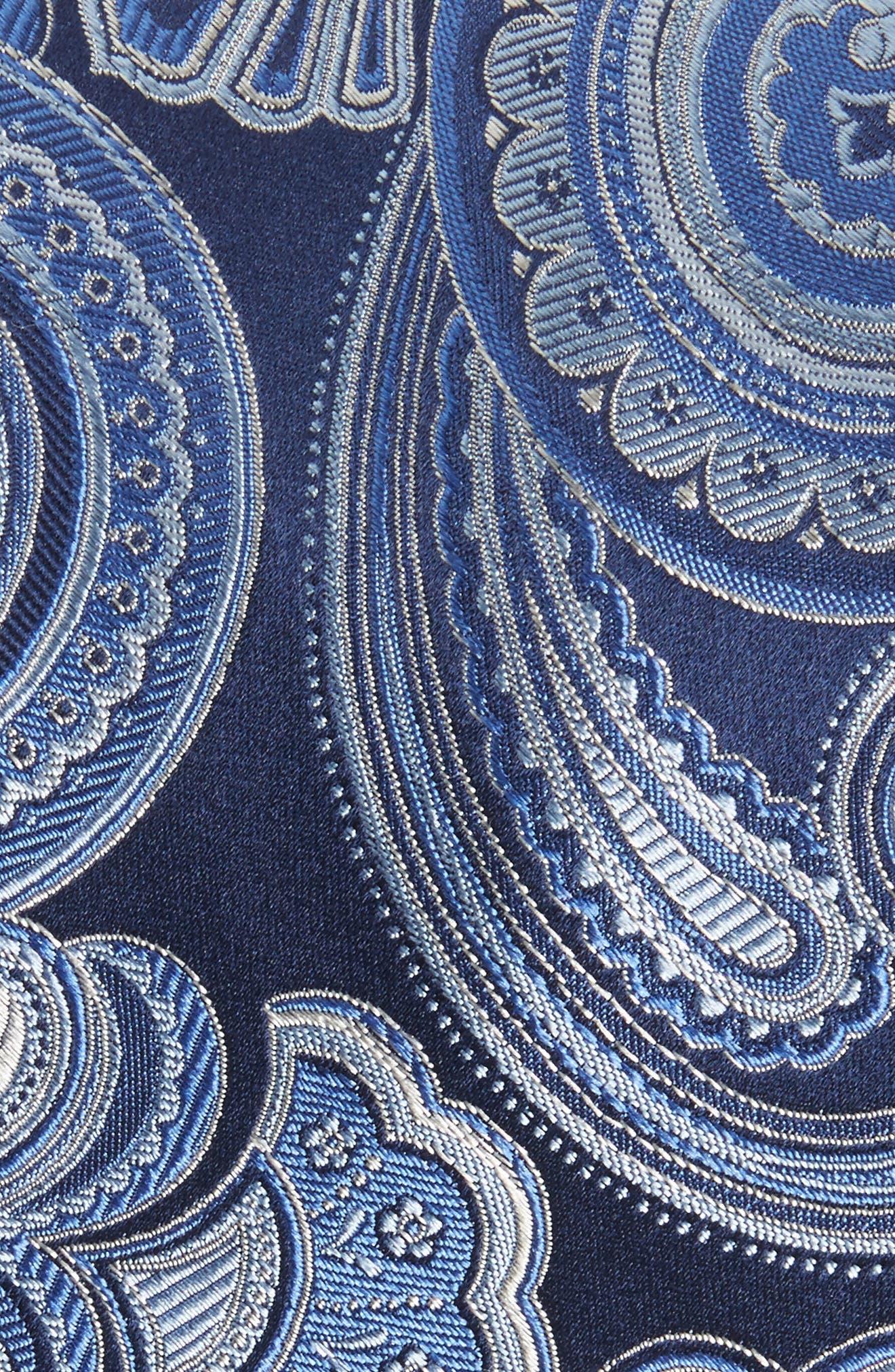 Paisley Silk Tie,                             Alternate thumbnail 7, color,