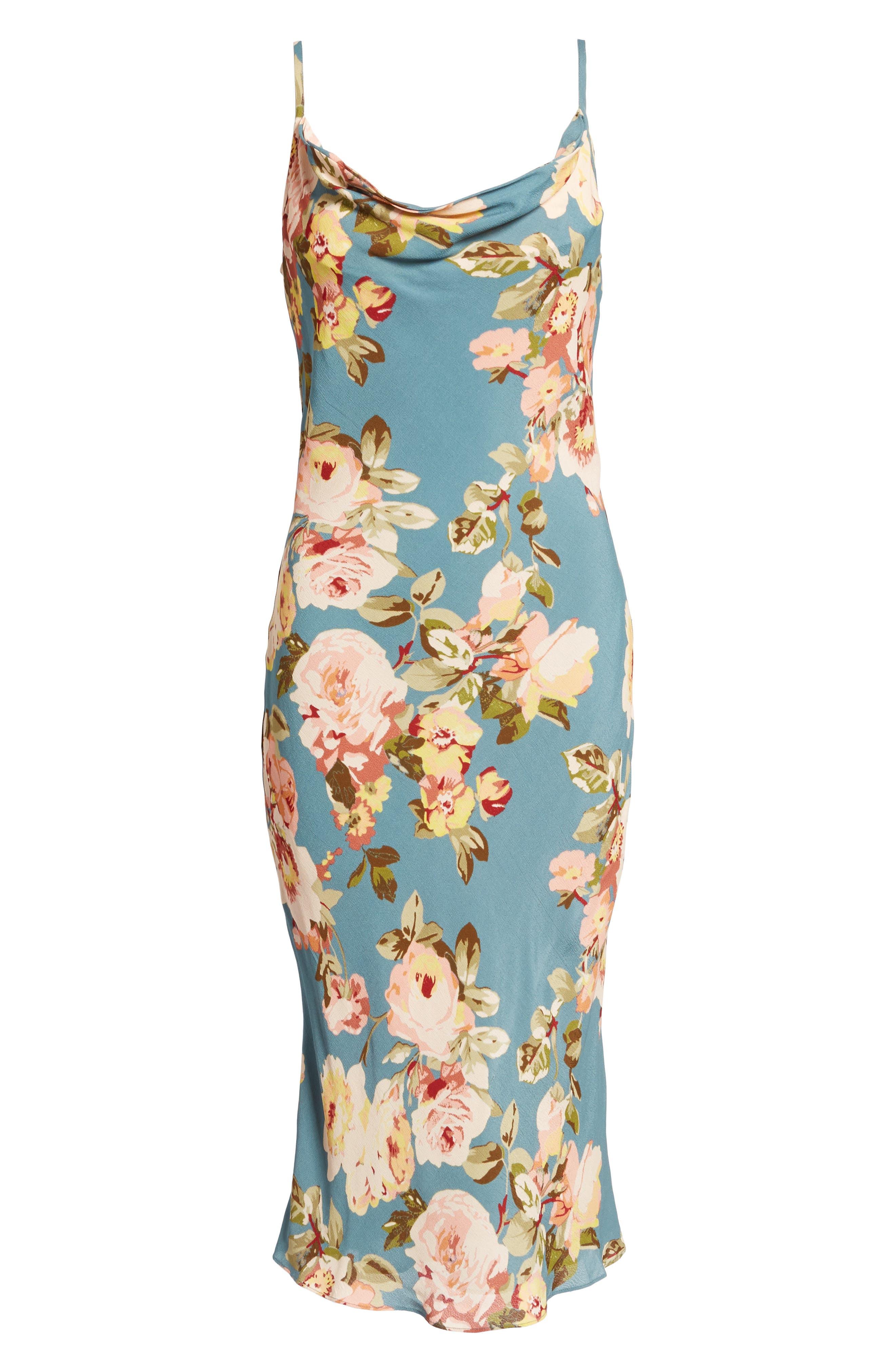 Ozark Midi Dress,                             Alternate thumbnail 6, color,