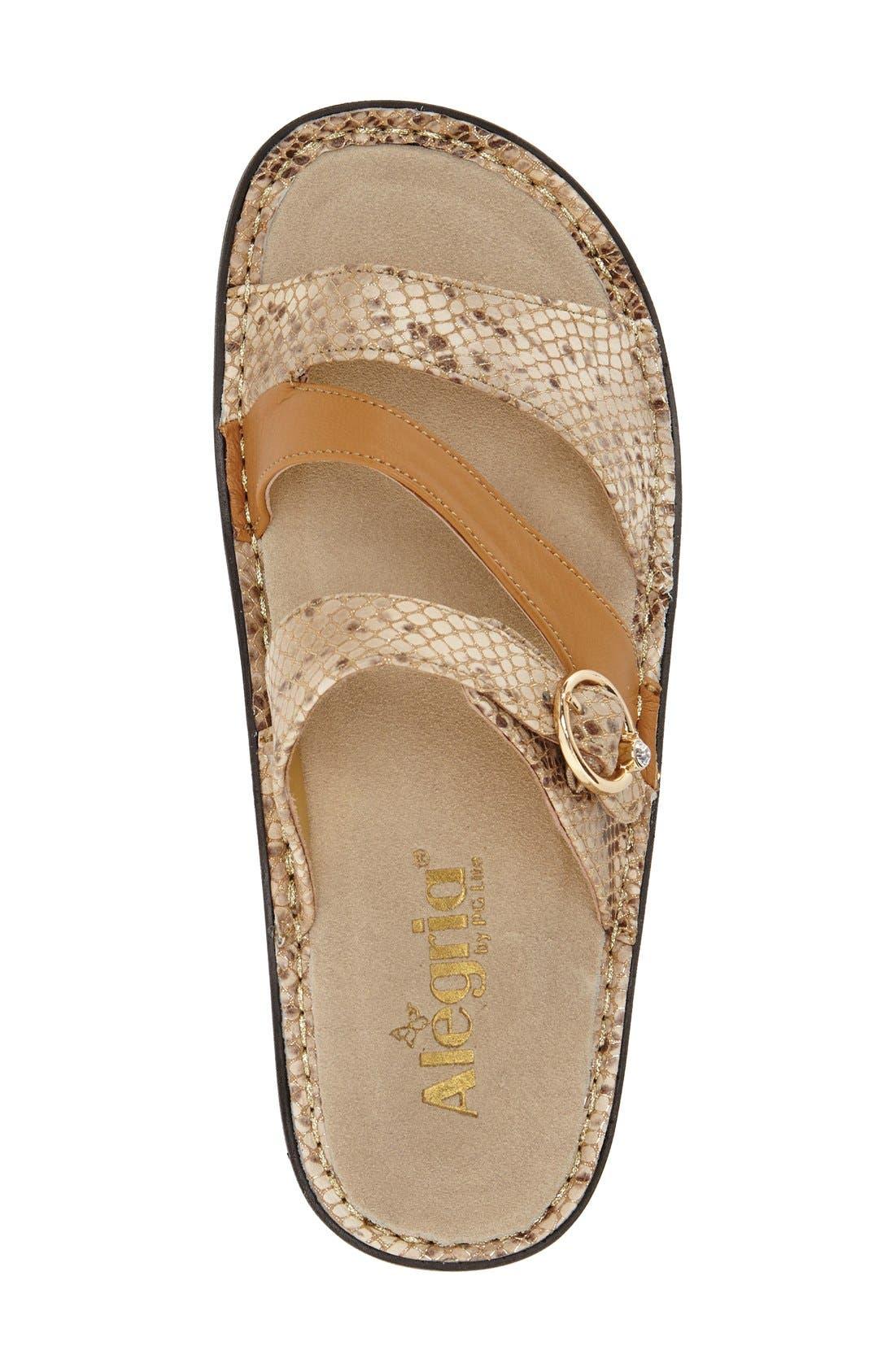 'Colette' Platform Sandal,                             Alternate thumbnail 45, color,