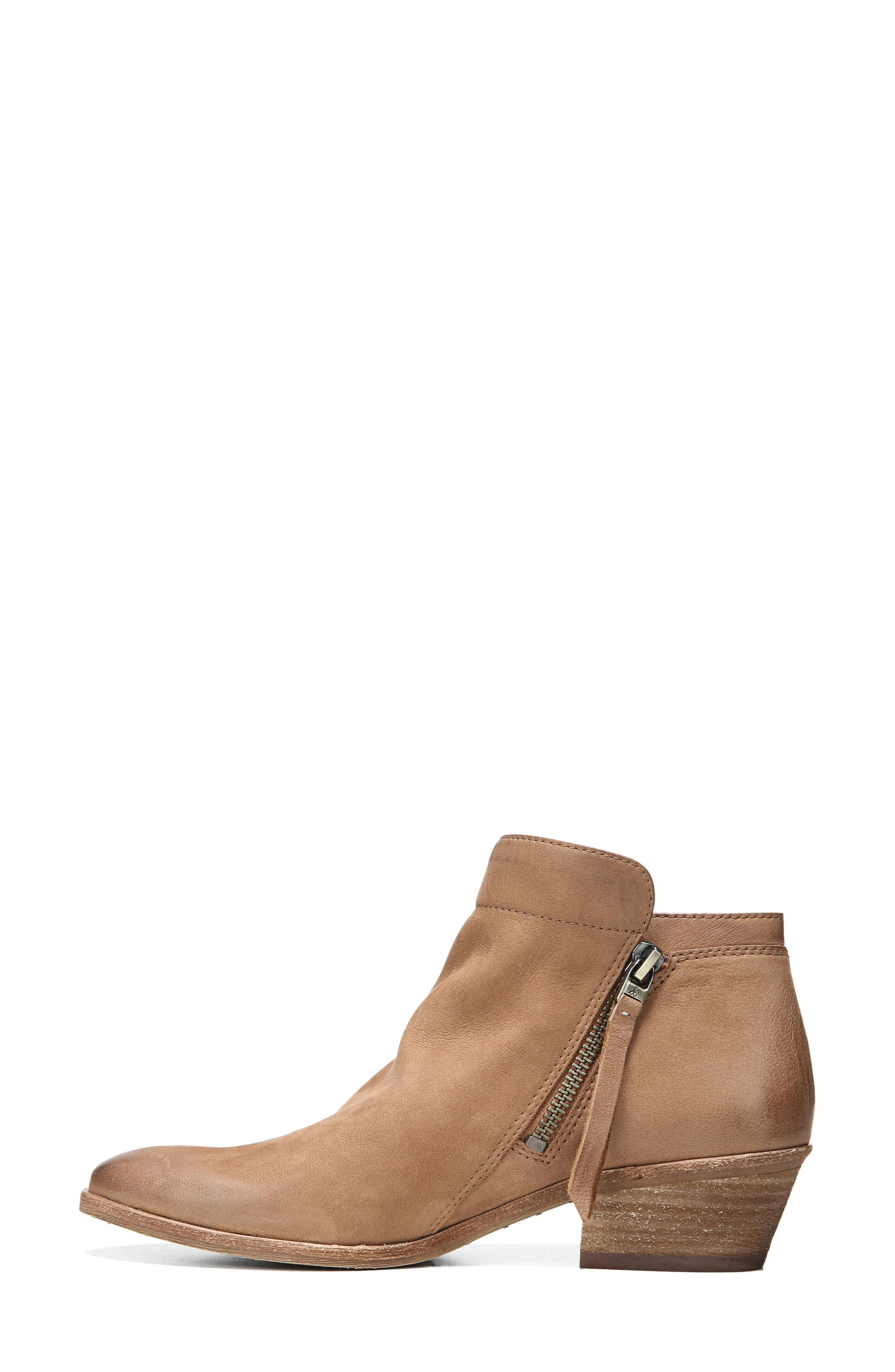 Packer Bootie,                             Alternate thumbnail 3, color,                             DEEP SADDLE LEATHER