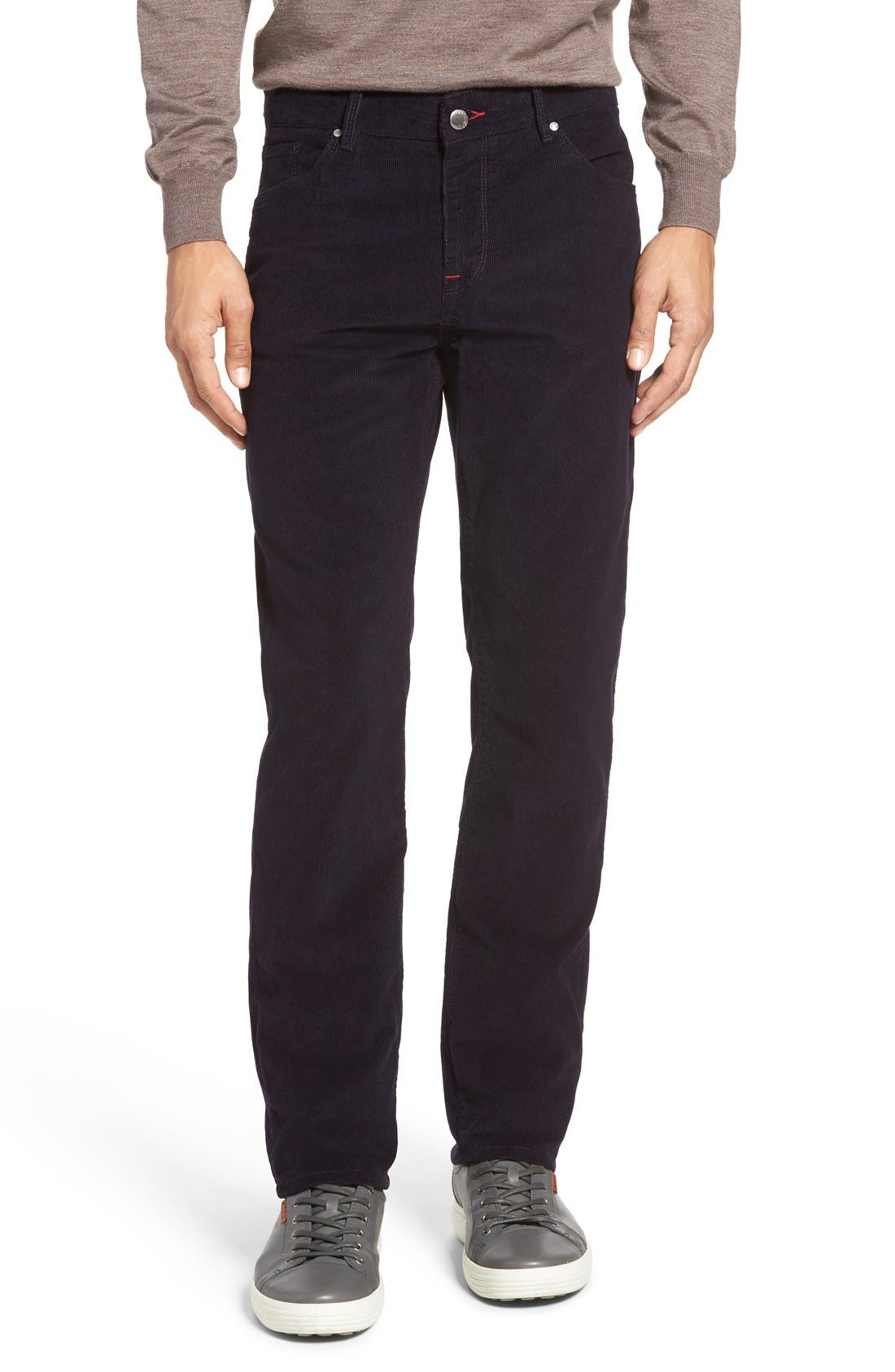 Slim Fit Corduroy Pants,                             Alternate thumbnail 35, color,