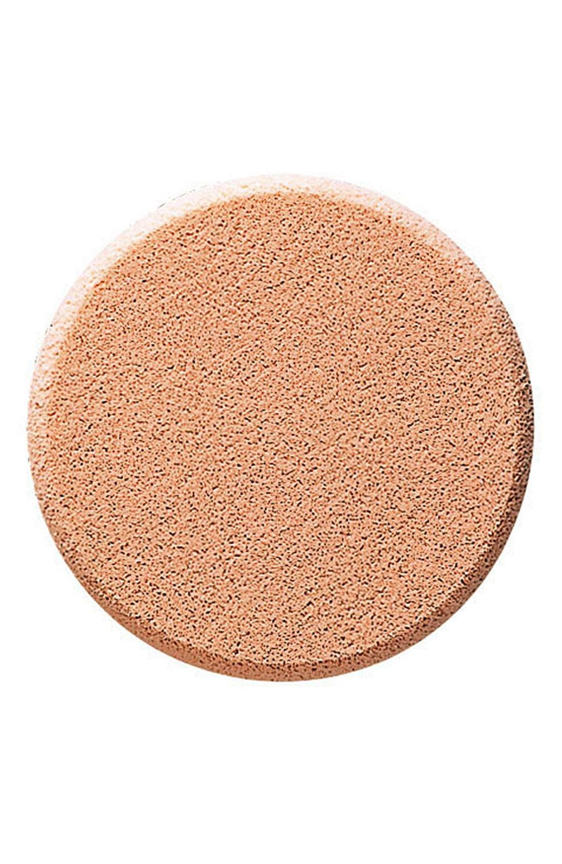 'The Makeup' Sponge Puff for Foundation,                             Main thumbnail 1, color,                             000