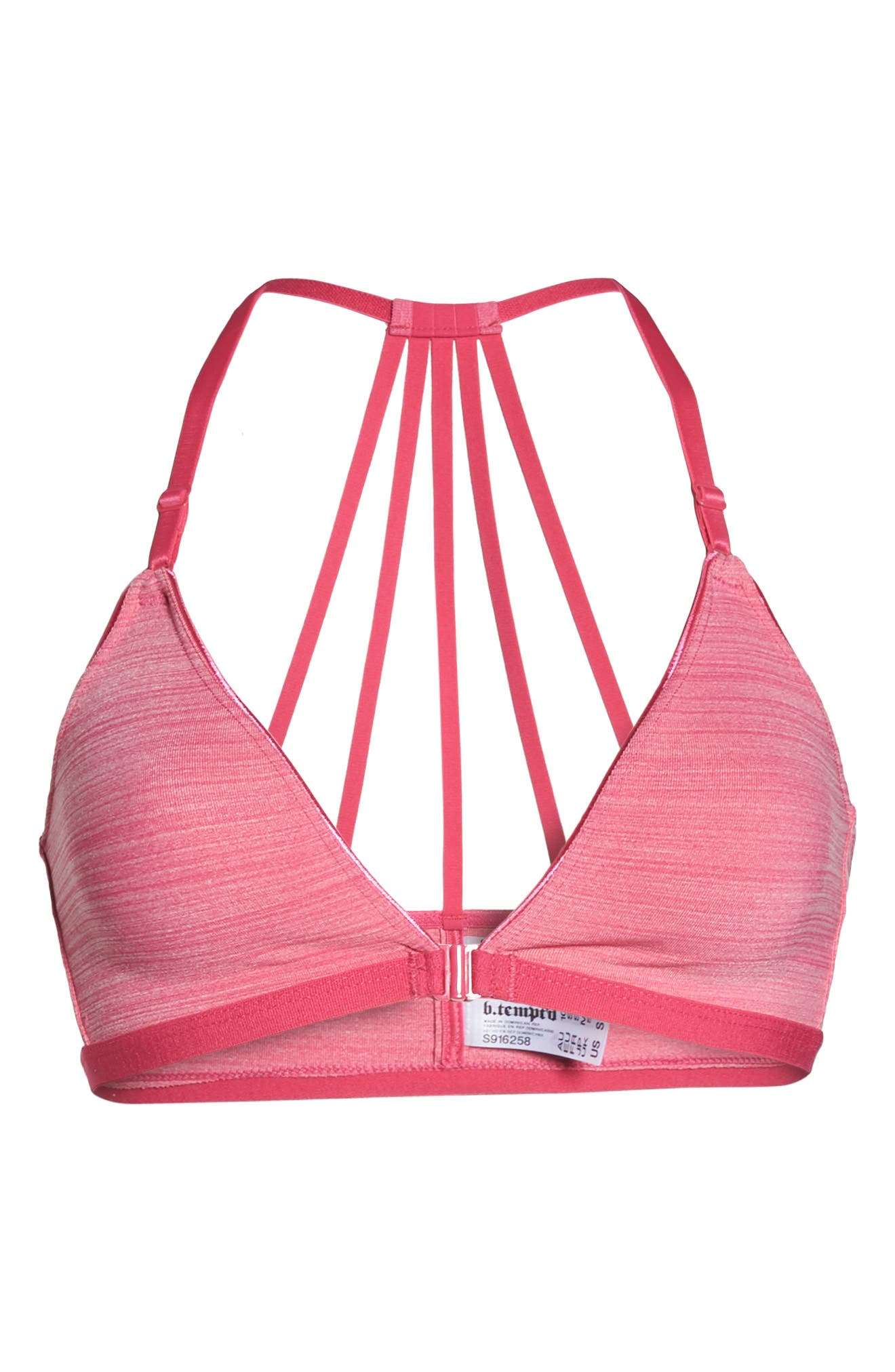 Strappy Bralette,                             Alternate thumbnail 25, color,