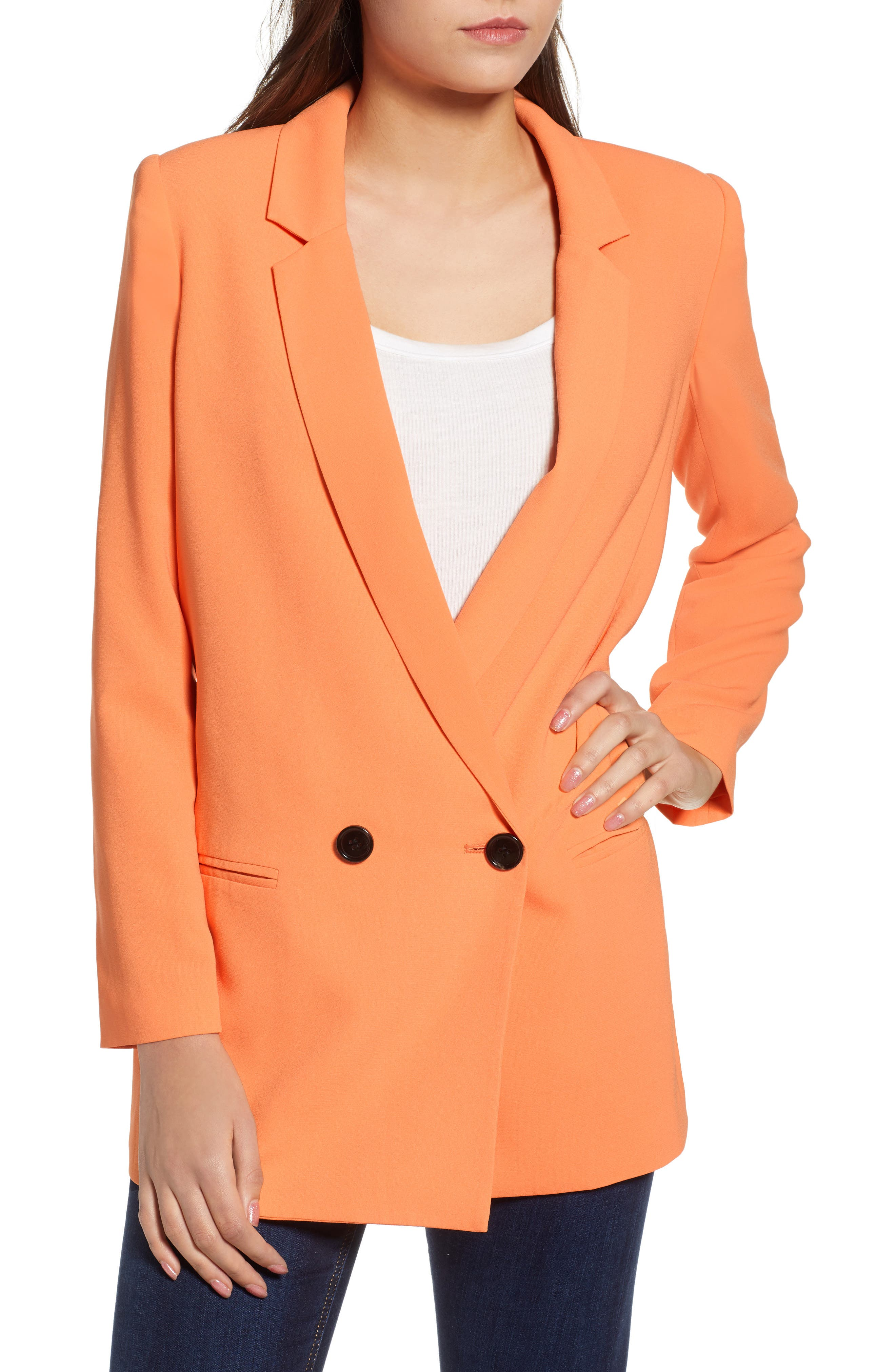 Oversize Blazer,                             Alternate thumbnail 36, color,