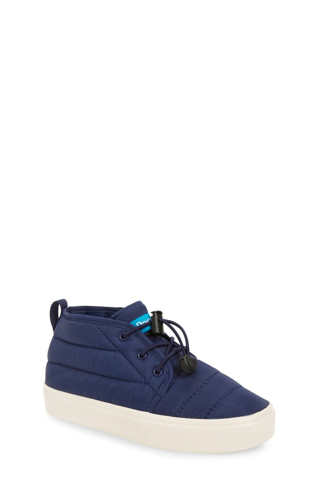 'Cypress' Sneaker,                             Main thumbnail 1, color,                             MARINER BLUE/ PICKET WHITE