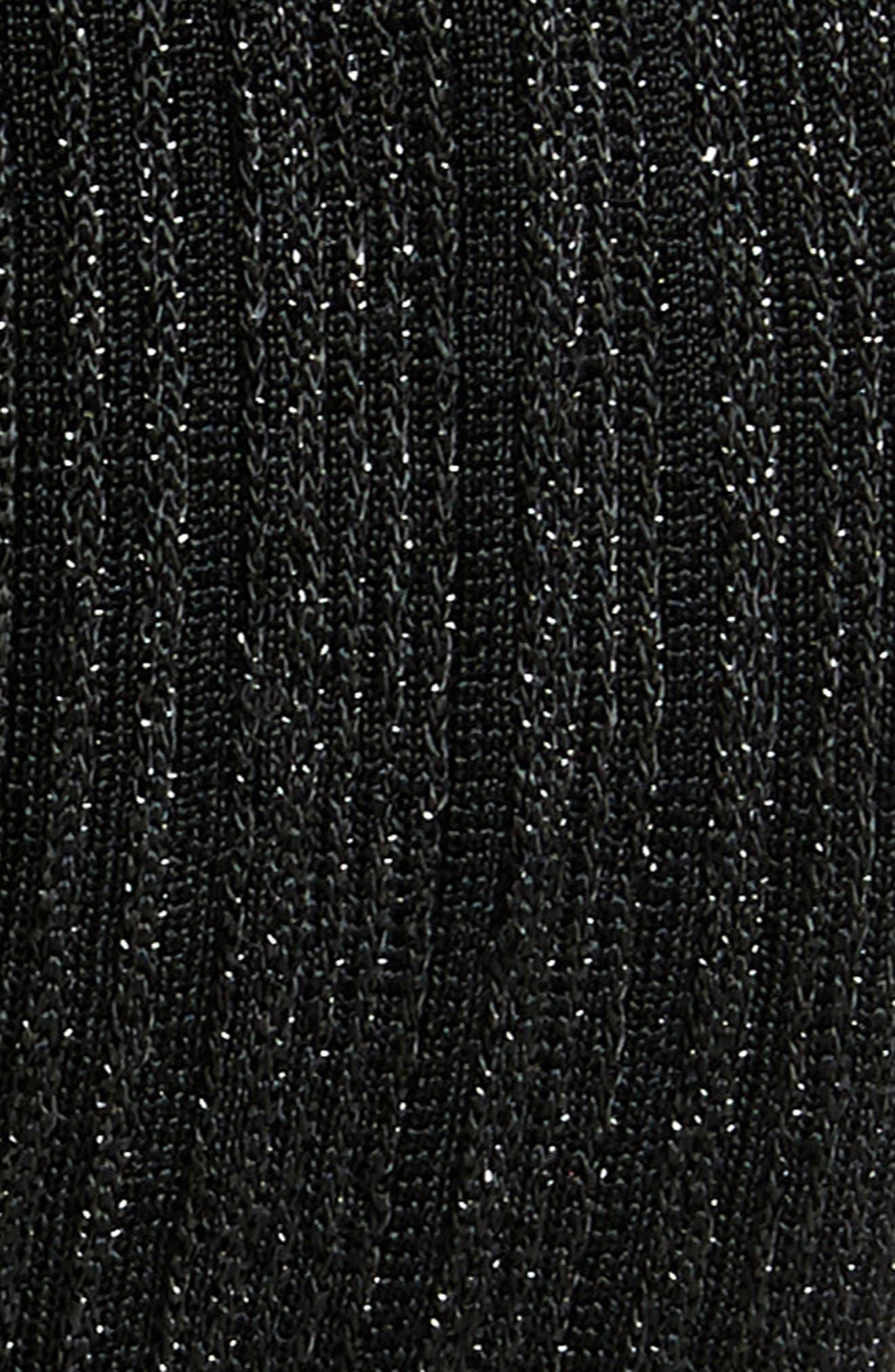 Knot Headband,                             Alternate thumbnail 2, color,                             BLACK COMBO