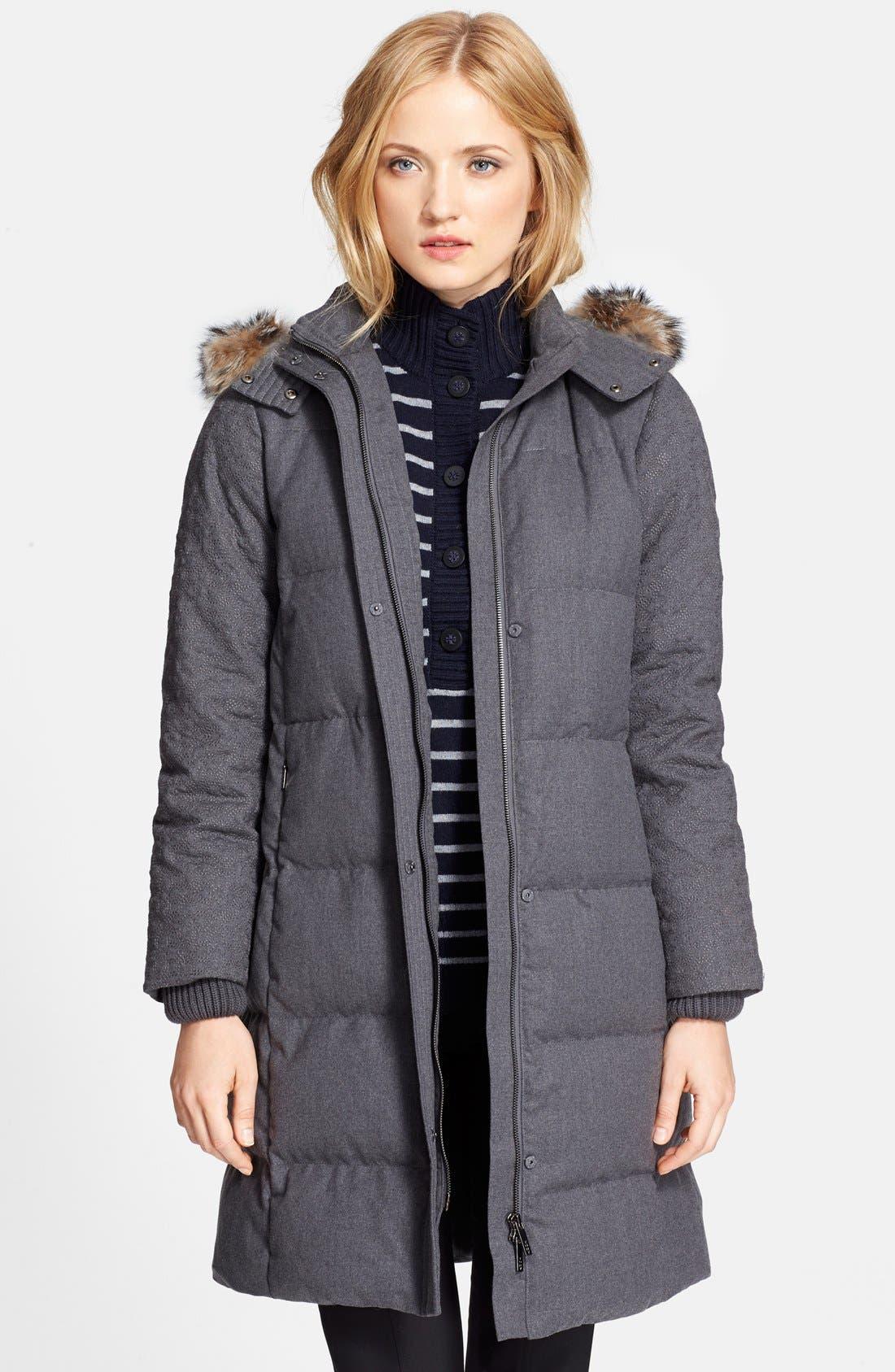 'Sasha' Puffer Jacket, Main, color, 028