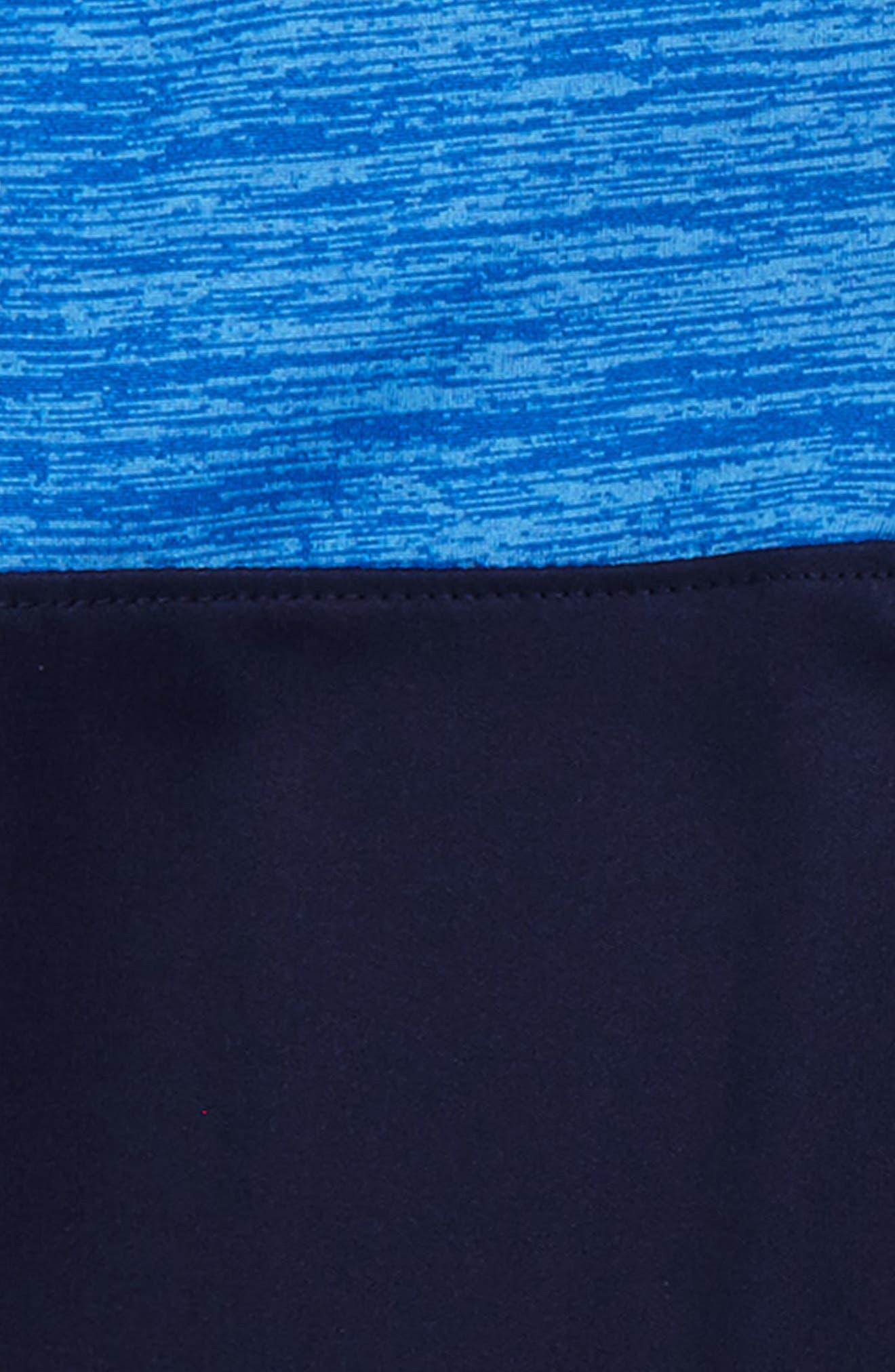 Elevation Quarter Zip Pullover,                             Alternate thumbnail 2, color,                             420