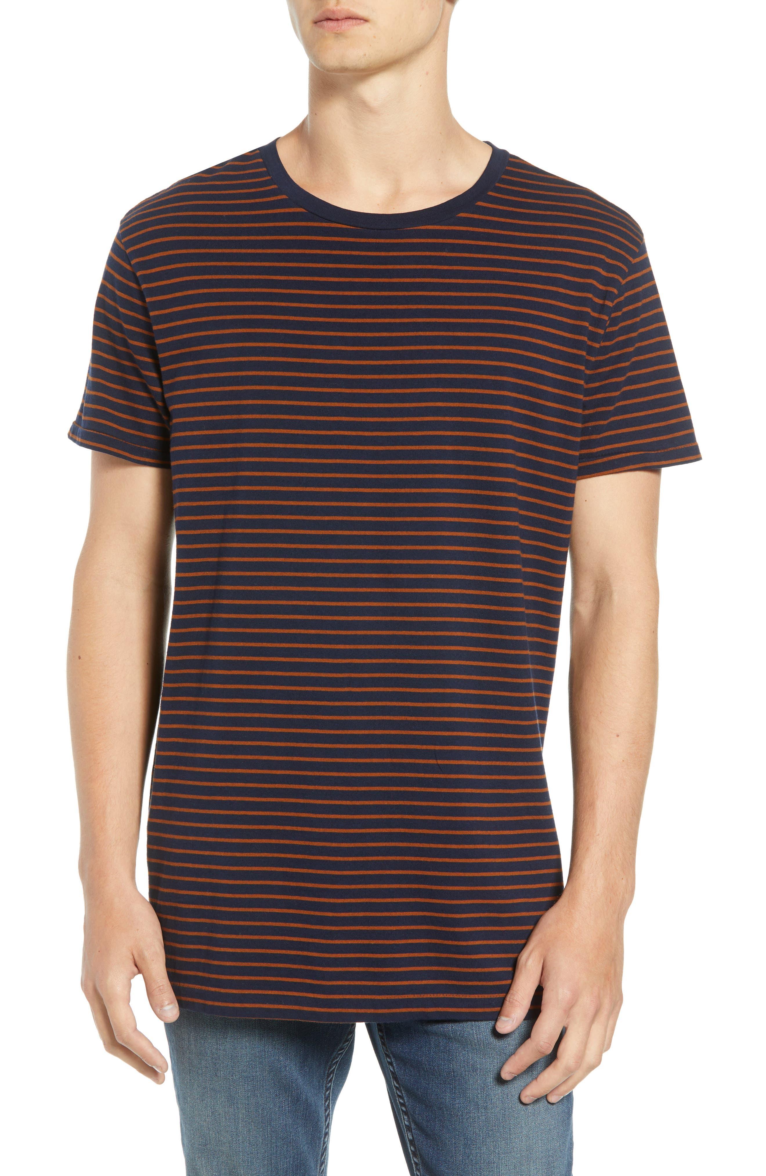 Stripe T-Shirt,                             Main thumbnail 1, color,                             210