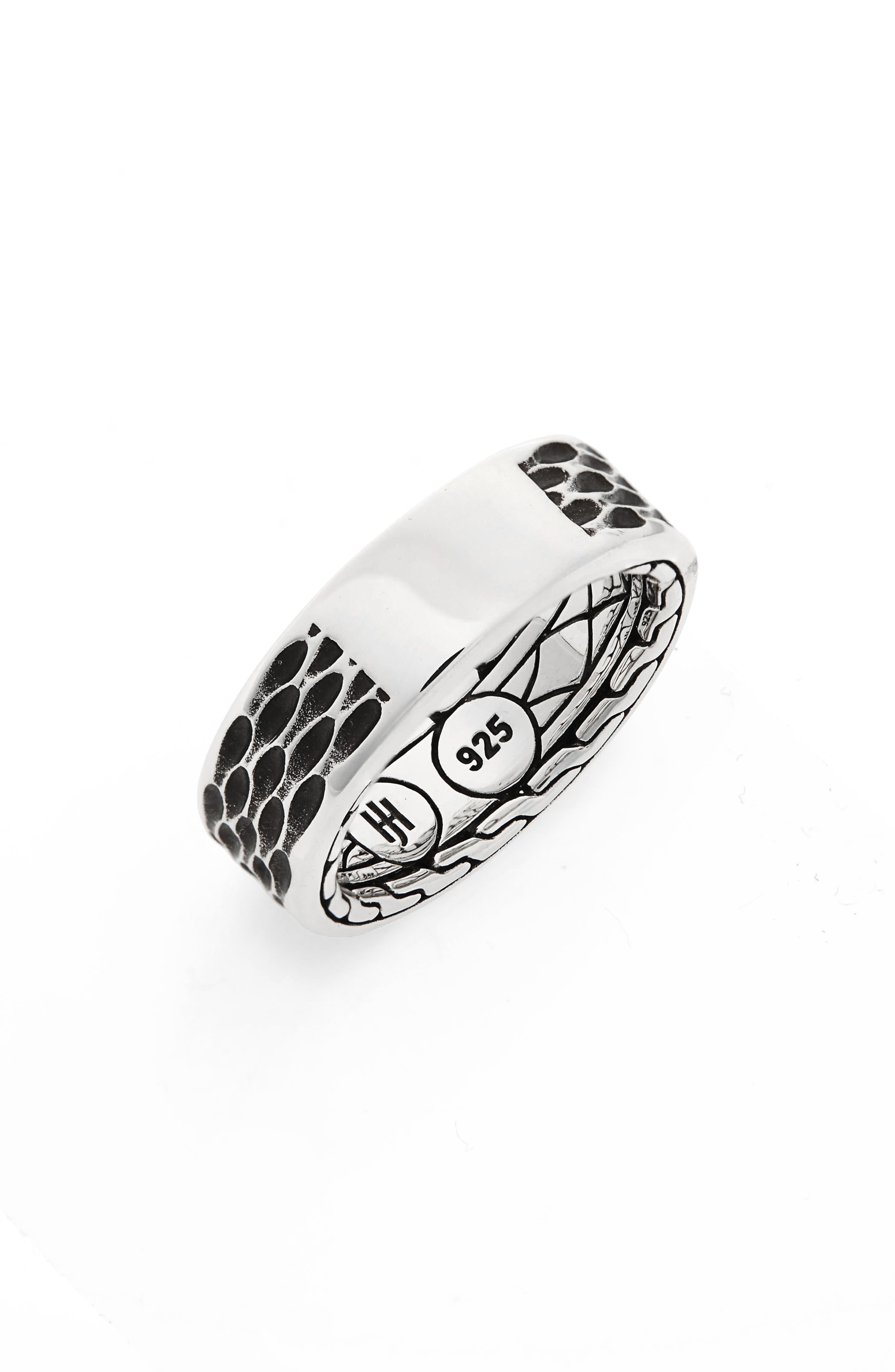 Naga Band Ring,                             Main thumbnail 1, color,                             040